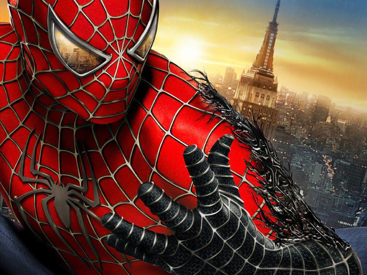 Фильм Человек паук 1  смотреть онлайн бесплатно