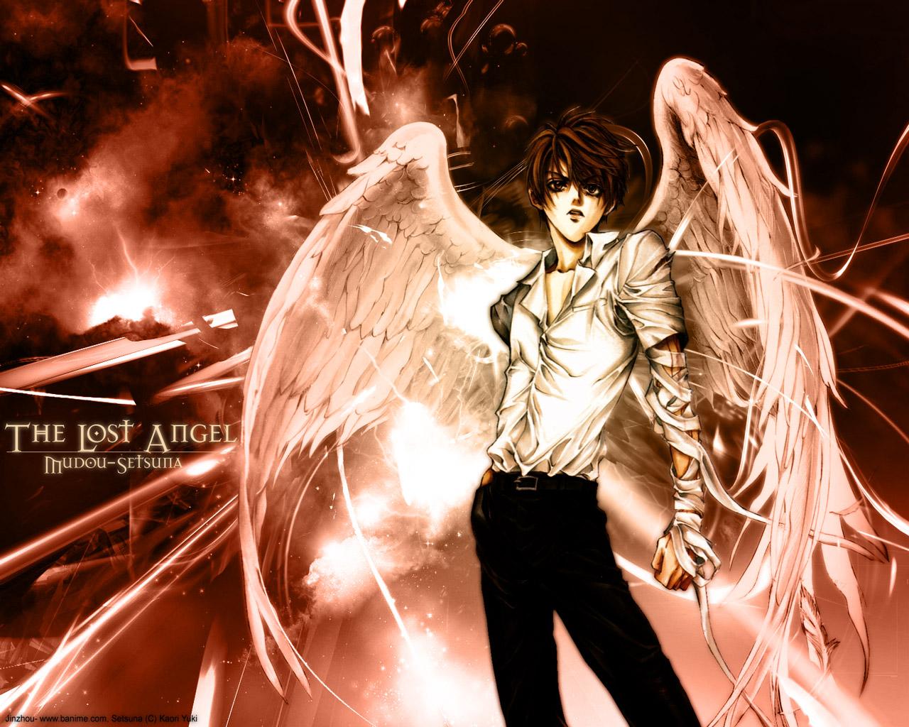 Аниме angel sanctuary 4 фотография