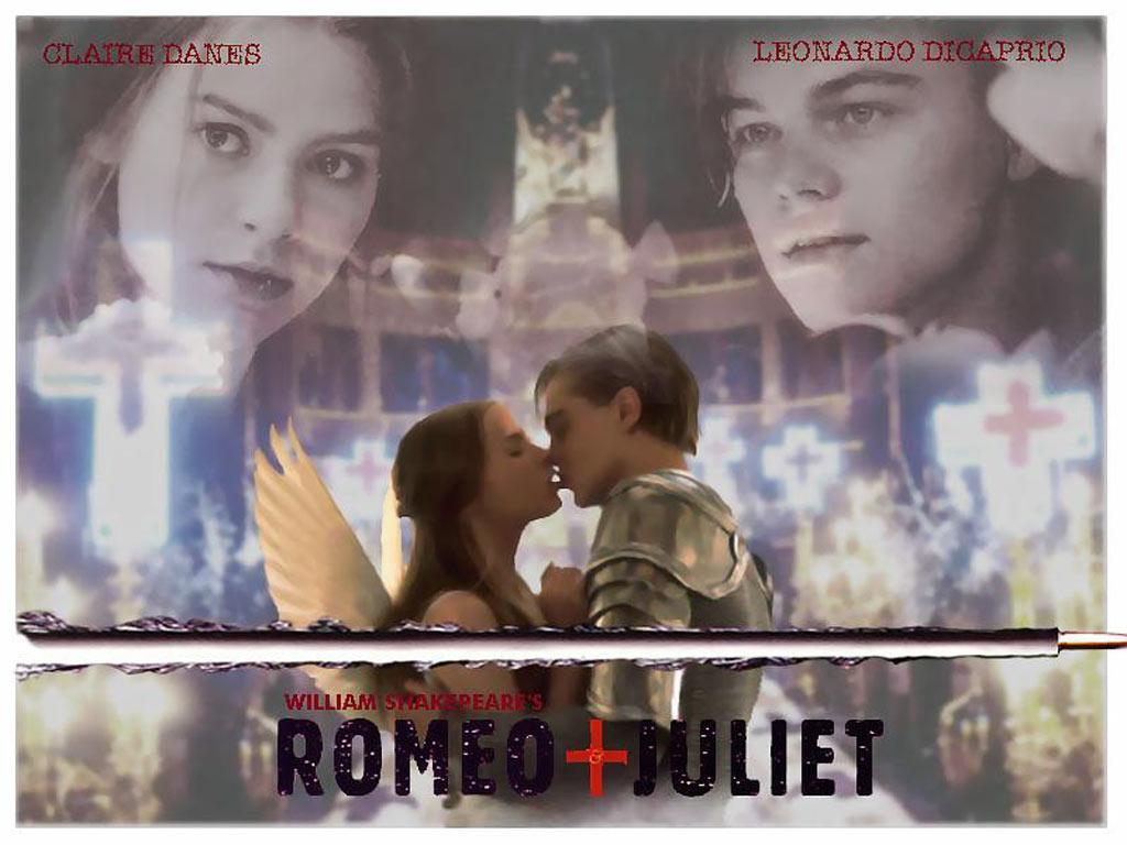 Картинка Ромео + Джульетта Фильмы кино
