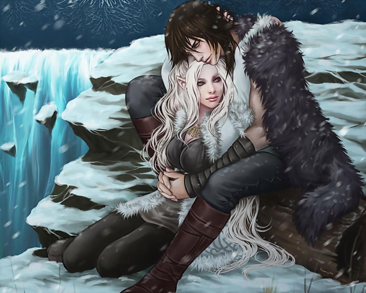 Werewolf girl xxx porn pic