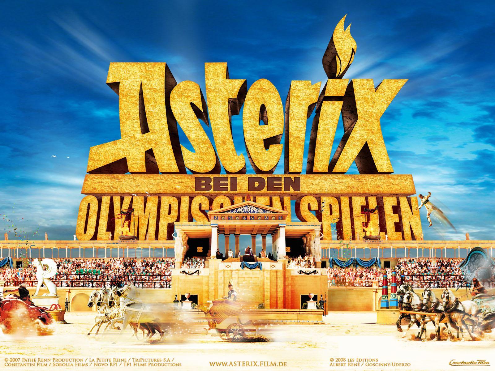 Фотография Астерикс на Олимпийских играх кино Фильмы