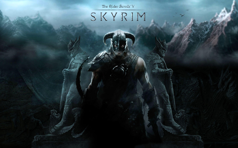 Скачать Русификатор для игры The Elder Scrolls V Skyrim.