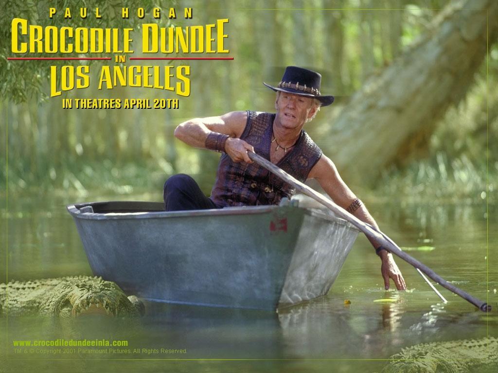 Фотографии Крокодил Данди в Лос-Анджелесе Фильмы кино