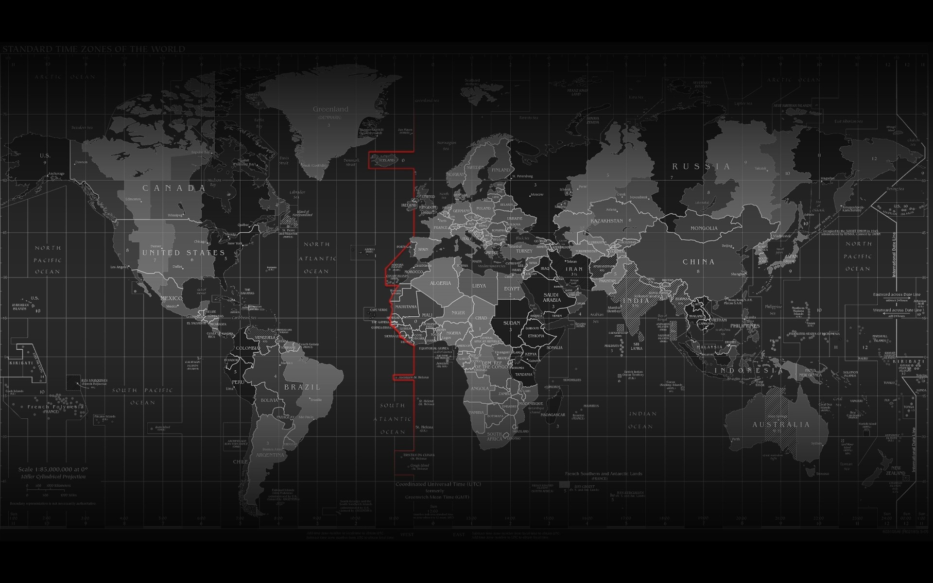 Картинки Географическая карта География