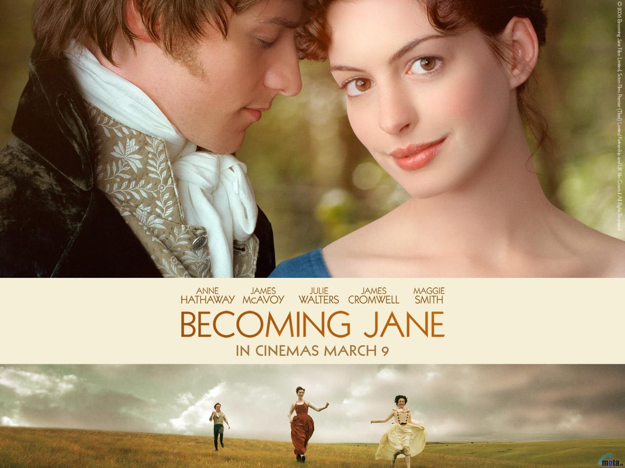 фотографии Anne Hathaway Becoming Jane фильмы