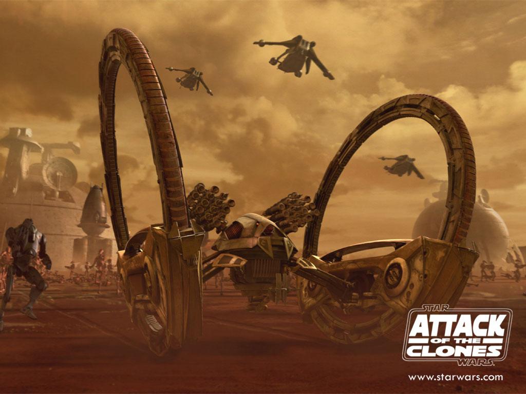 Картинки Звездные войны Звездные войны Эпизод 2 - Атака клонов Фильмы кино