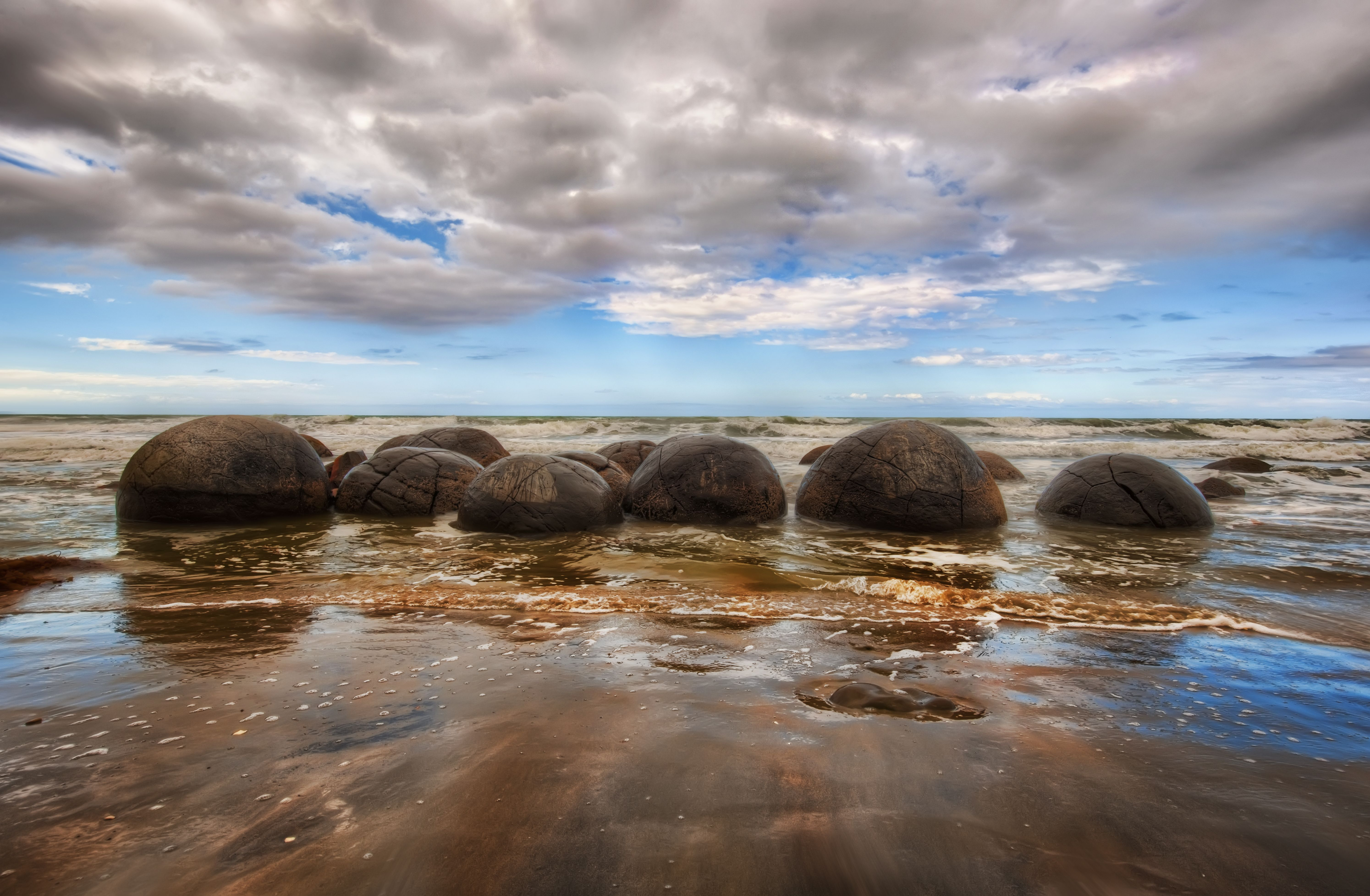 камни вода поле небо загрузить