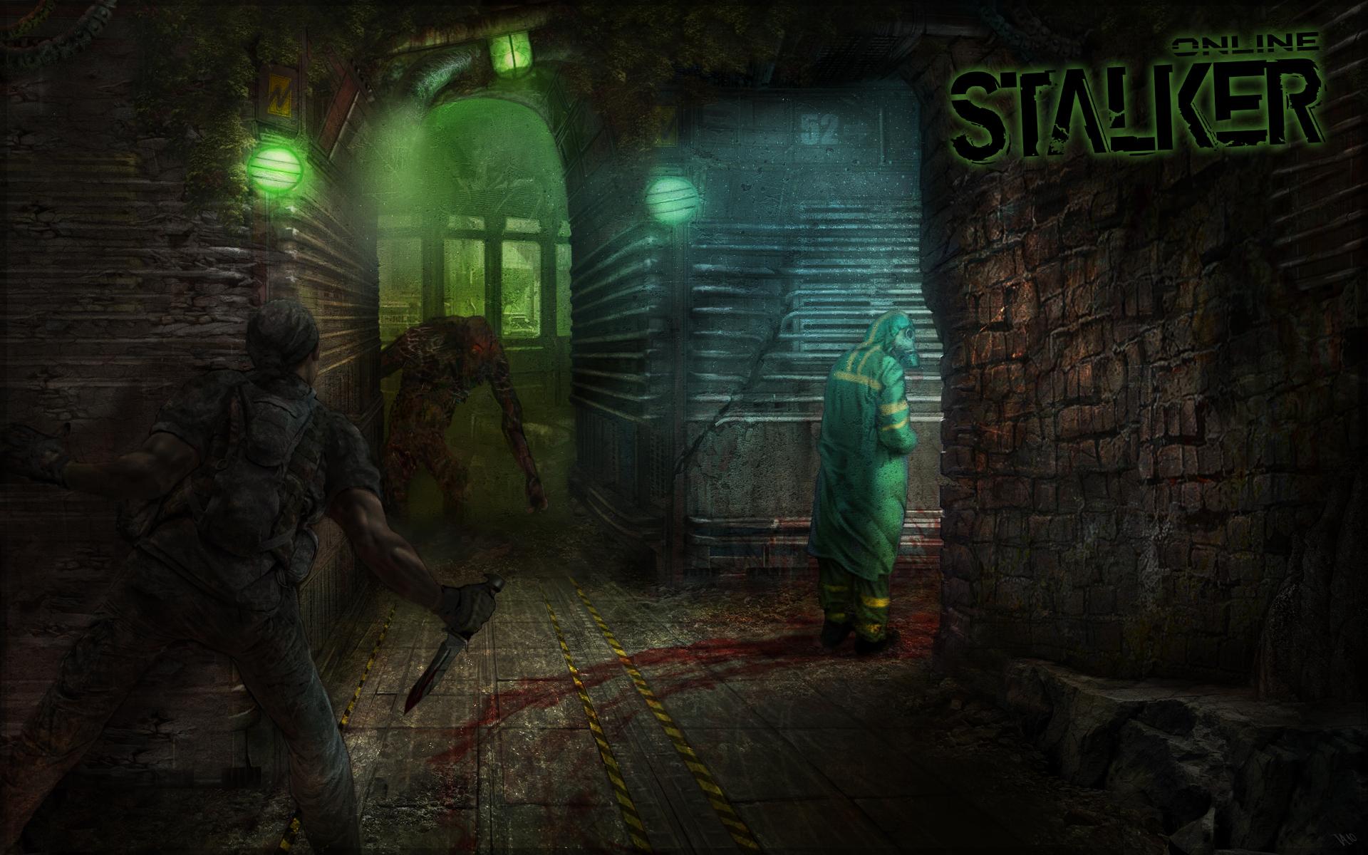 игры stalker бесплатно