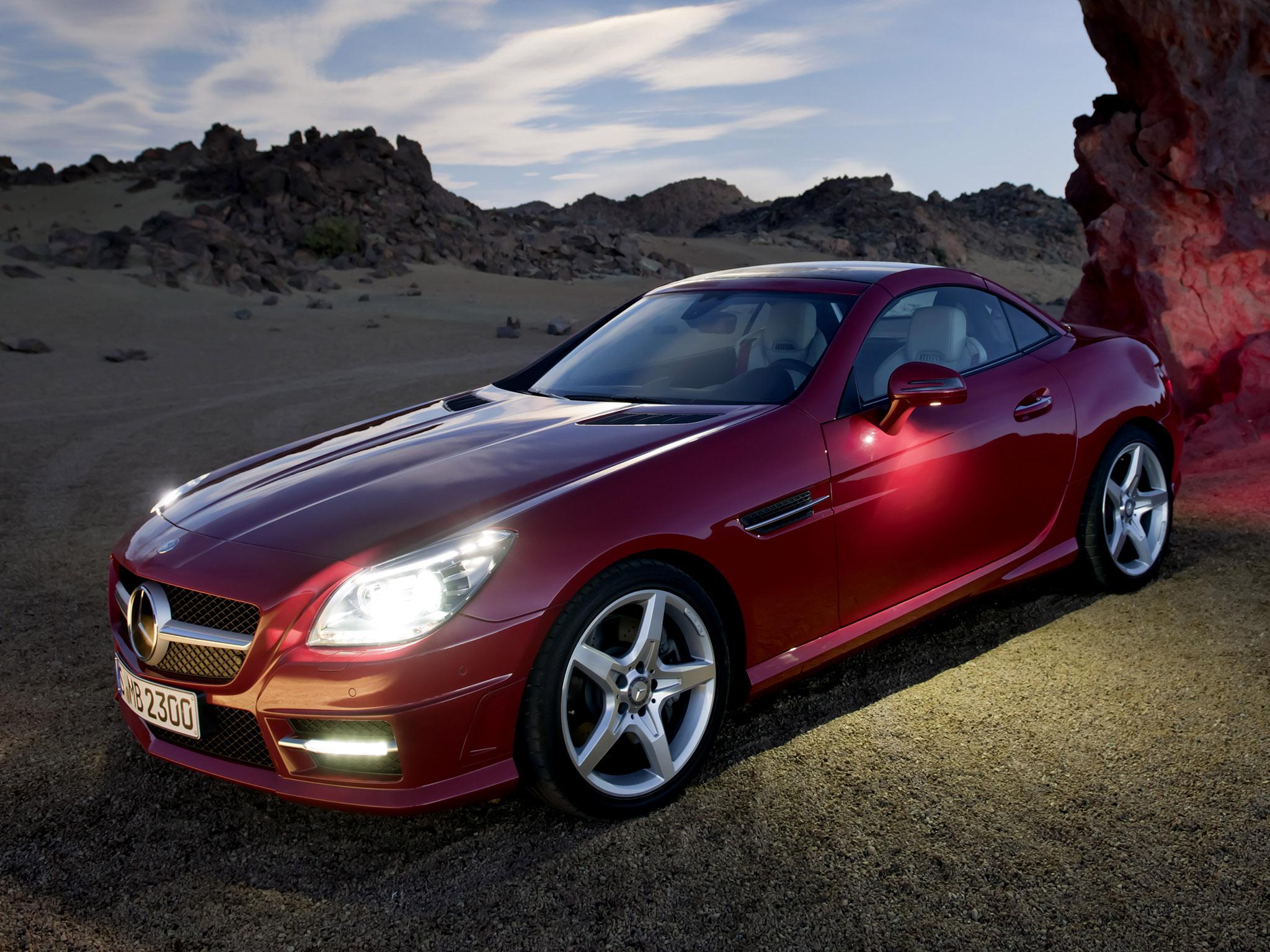 вишневый Mercedes скачать