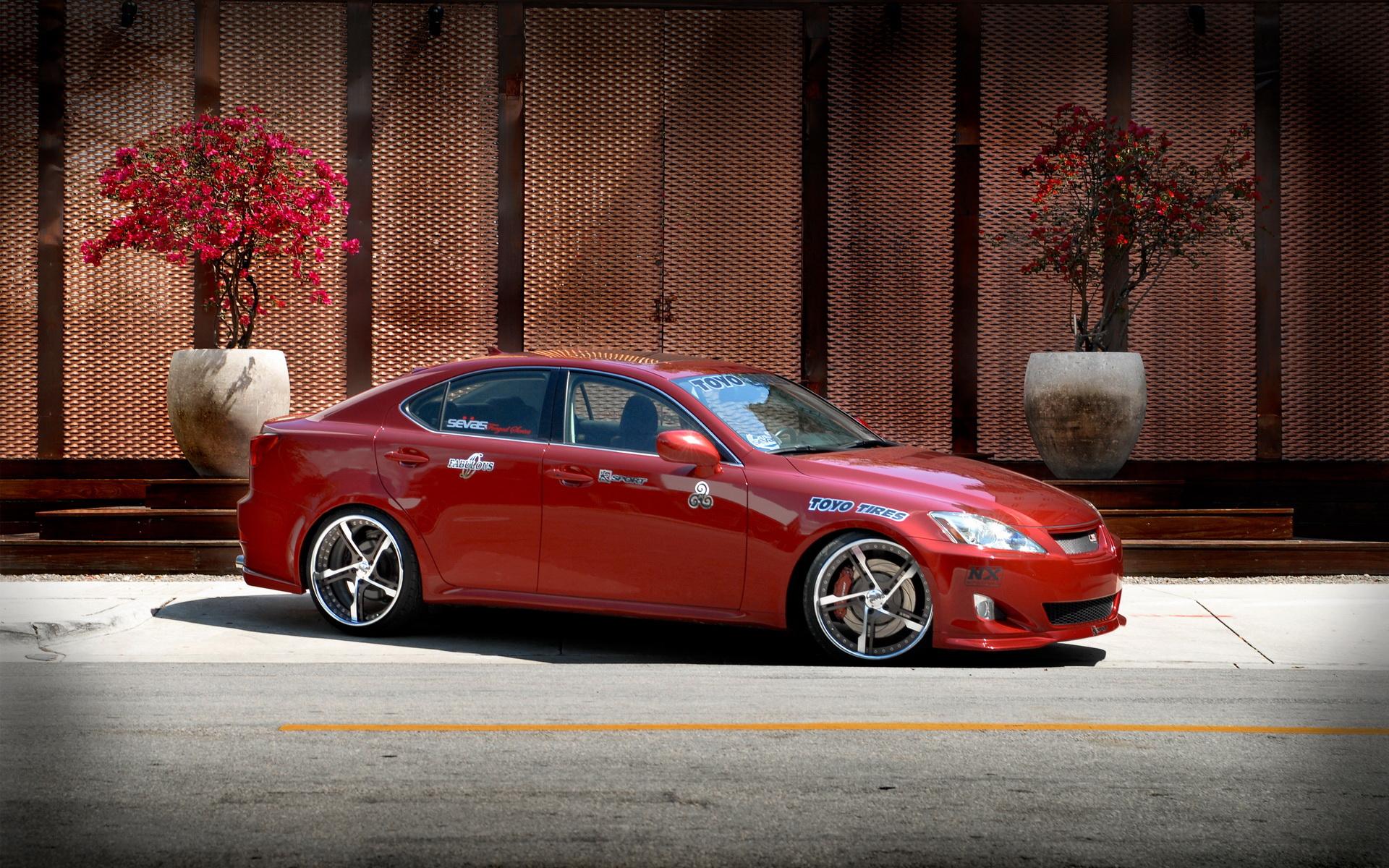 Lexus Лексус бордовый загрузить