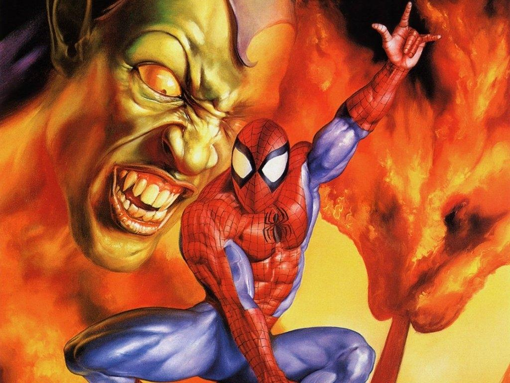 Фотография Spider-Man компьютерная игра Игры