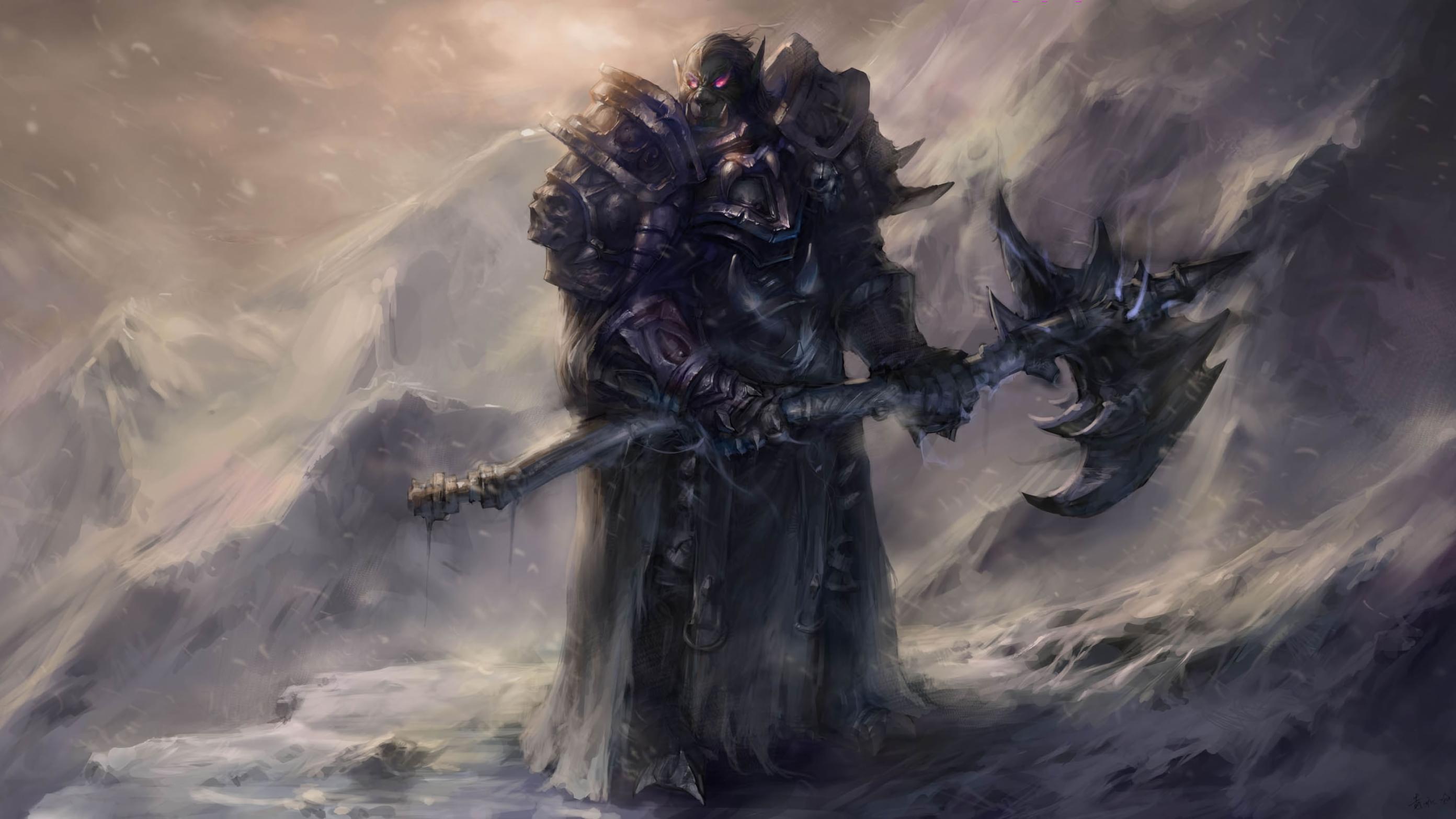 World of warcraft orc speak nude photos