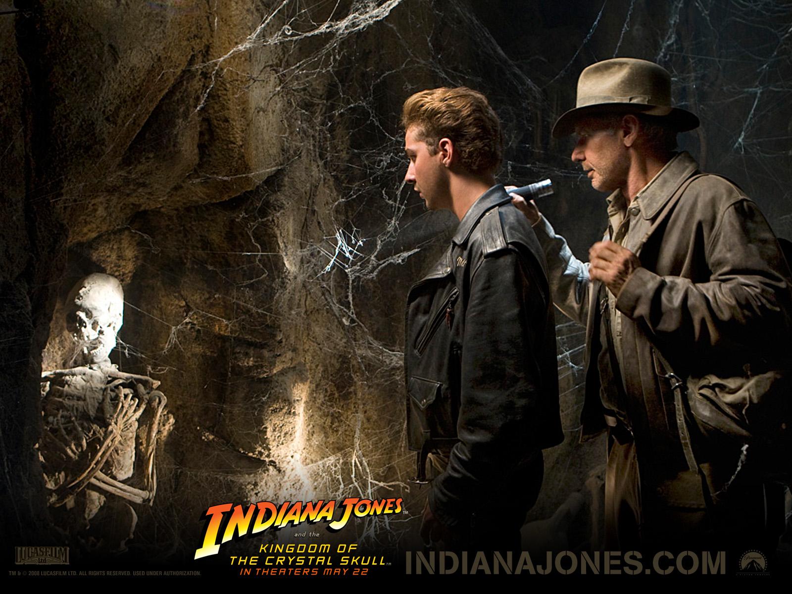 Картинки Индиана Джонс Индиана Джонс и Королевство xрустального черепа Фильмы кино