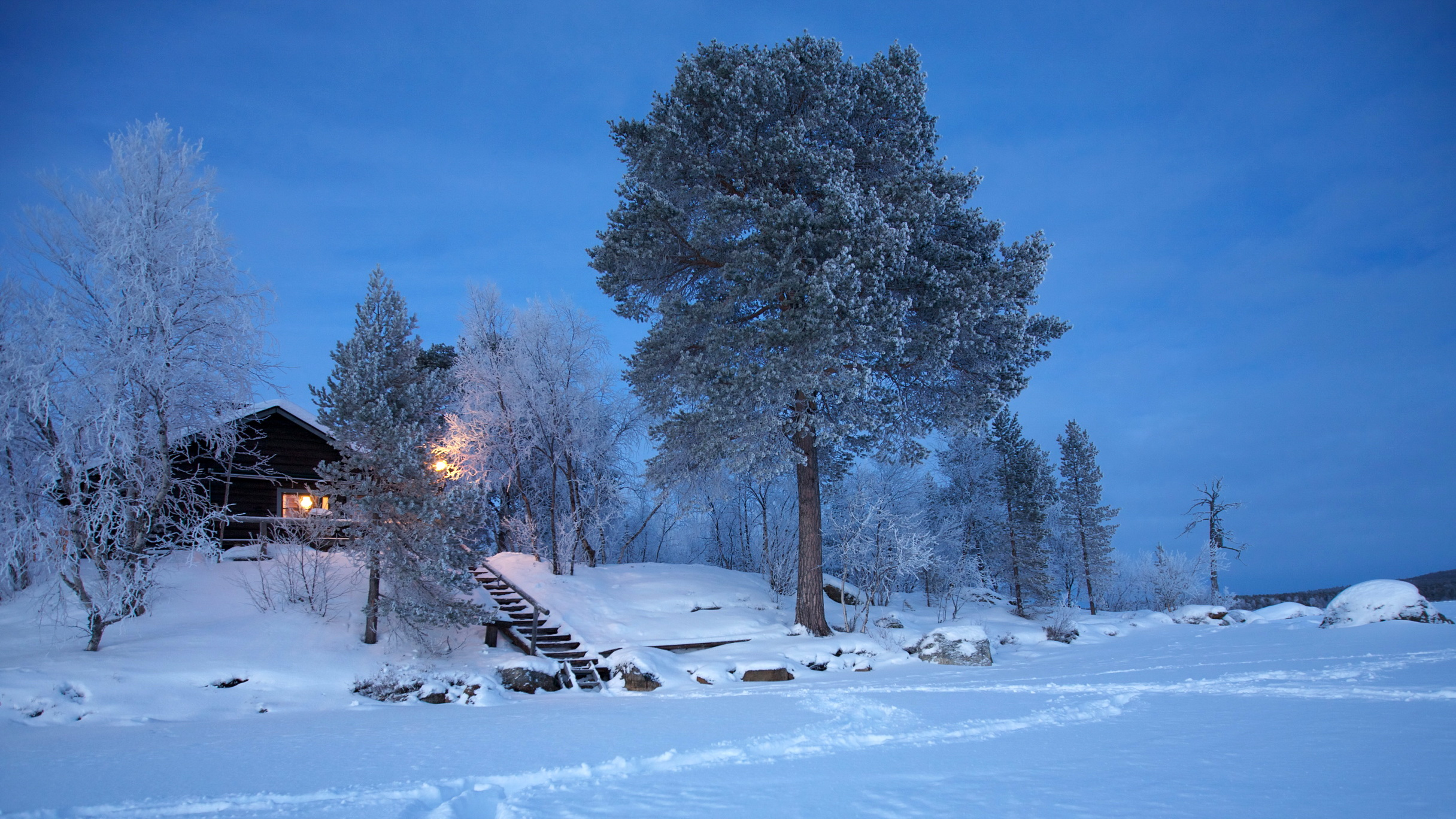 Photos of lapland in finland Valkea - Official Site