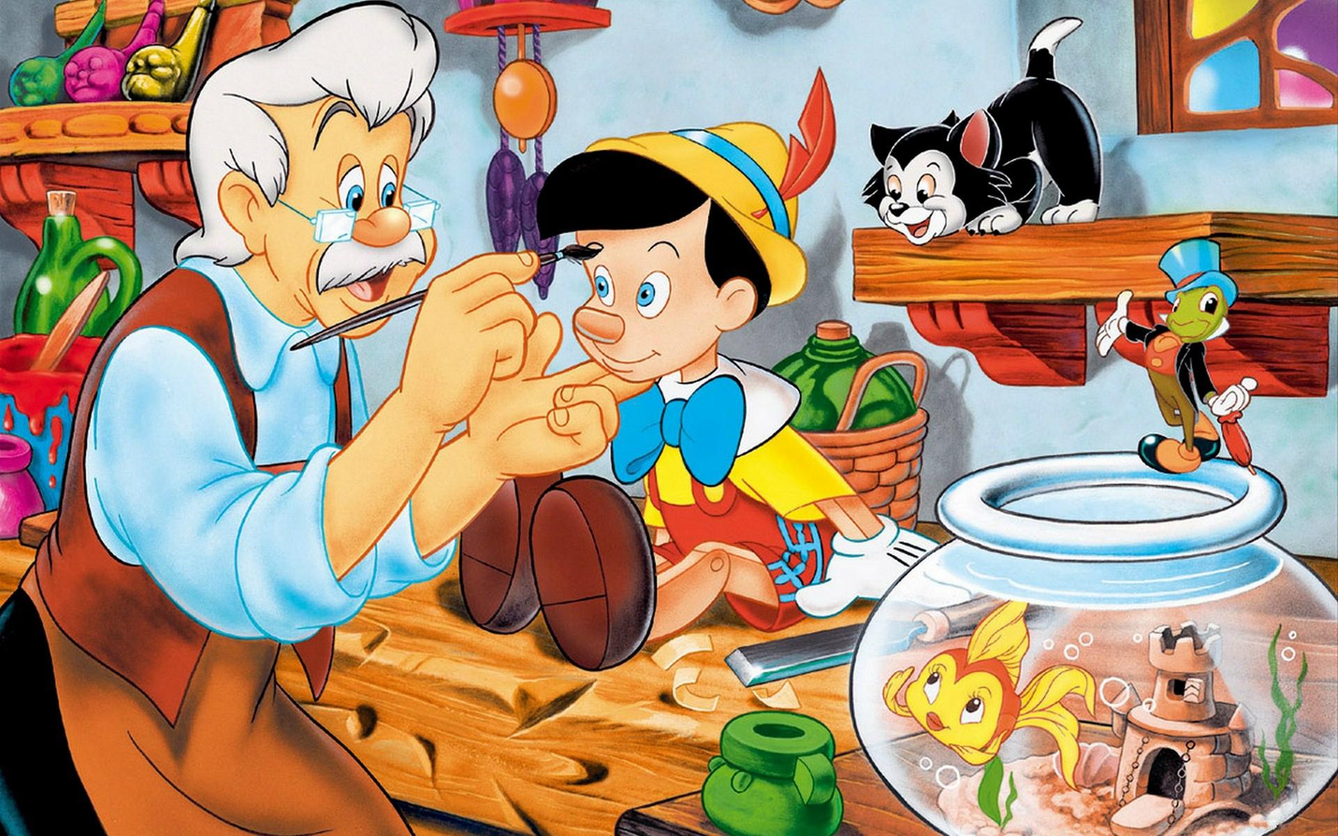 Смотреть мультик бесплатно пиноккио 11 фотография