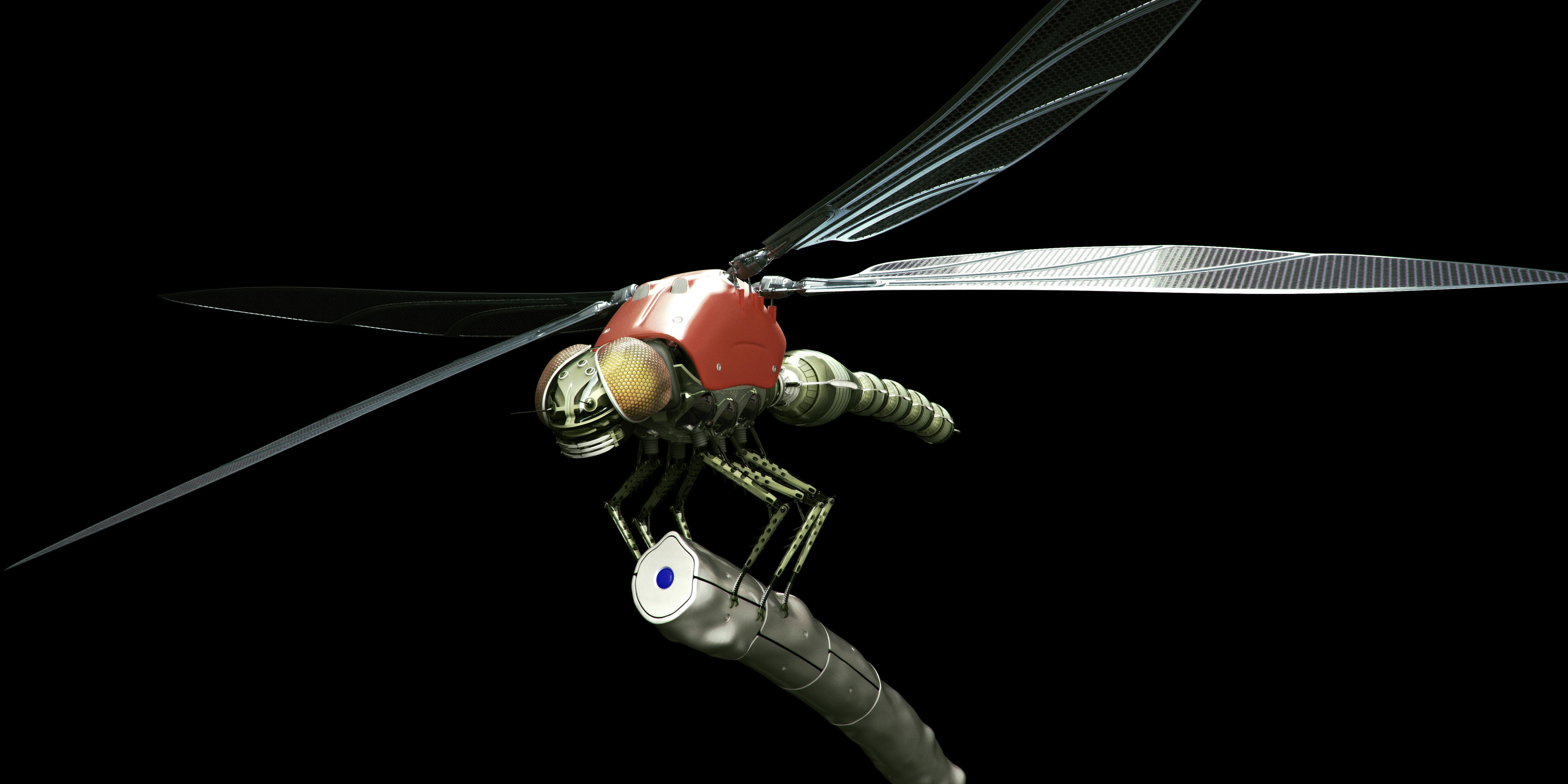 Механическая муха загрузить
