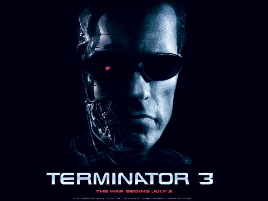 Фотография Терминатор Терминатор 3: Восстание машин Фильмы кино