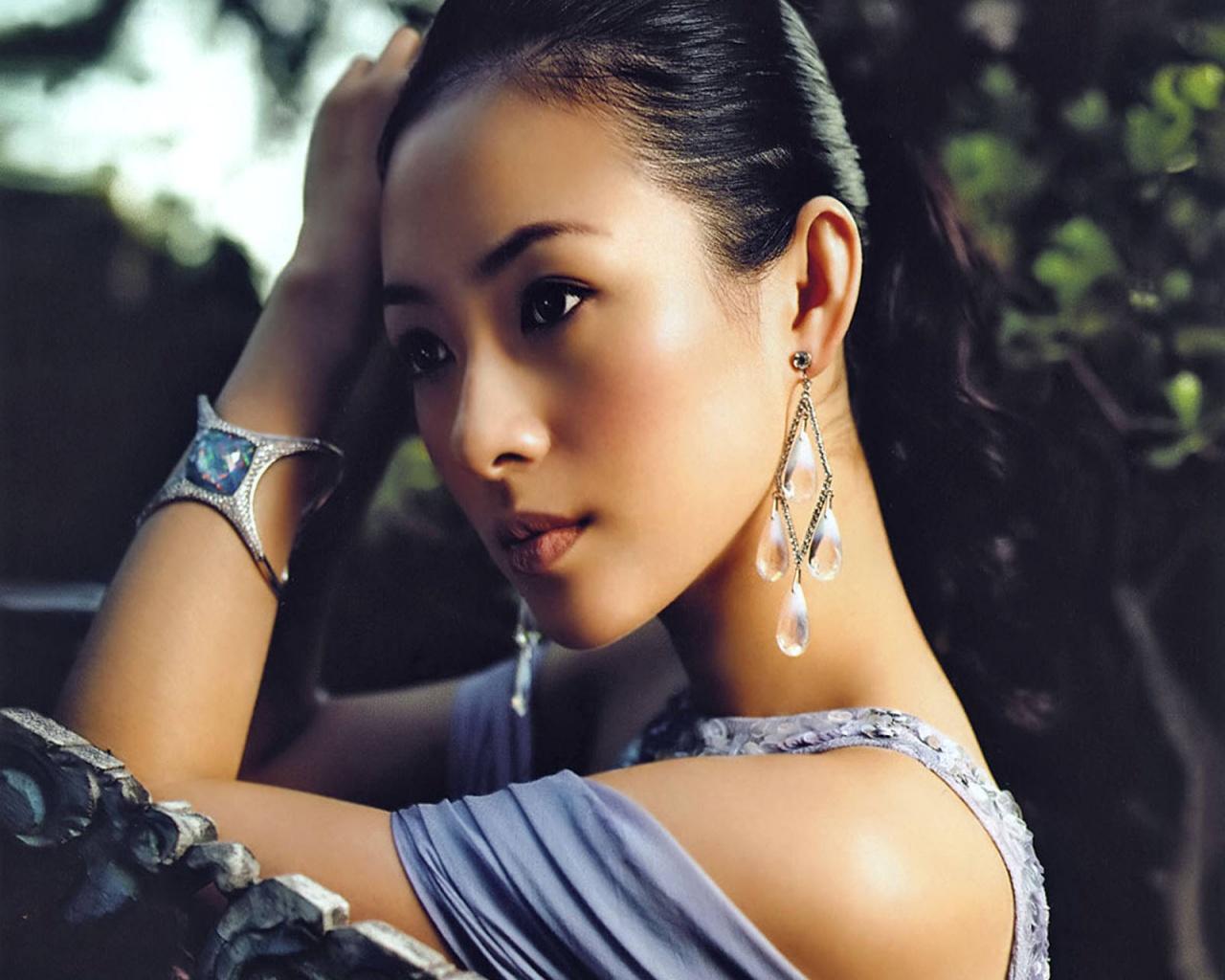 ziyi zhang memoirs of a geisha