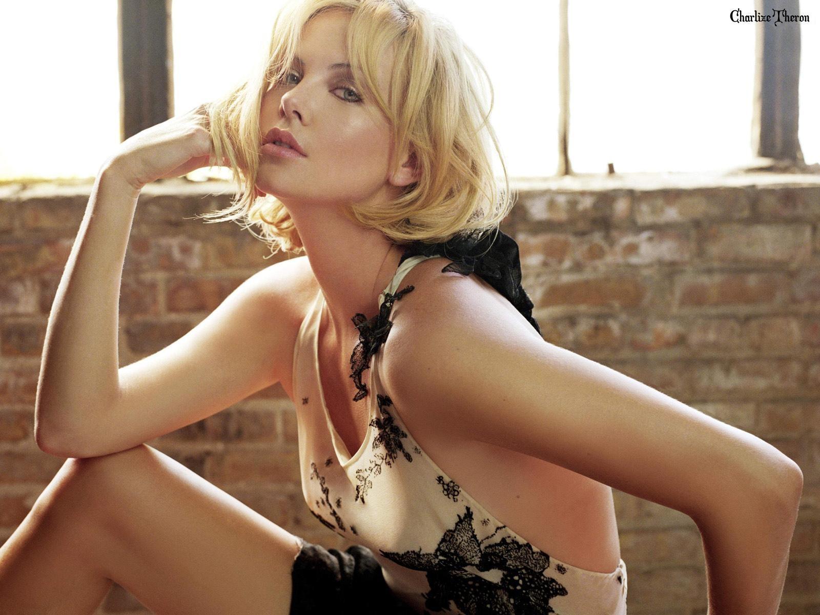 Charlize theron fotos