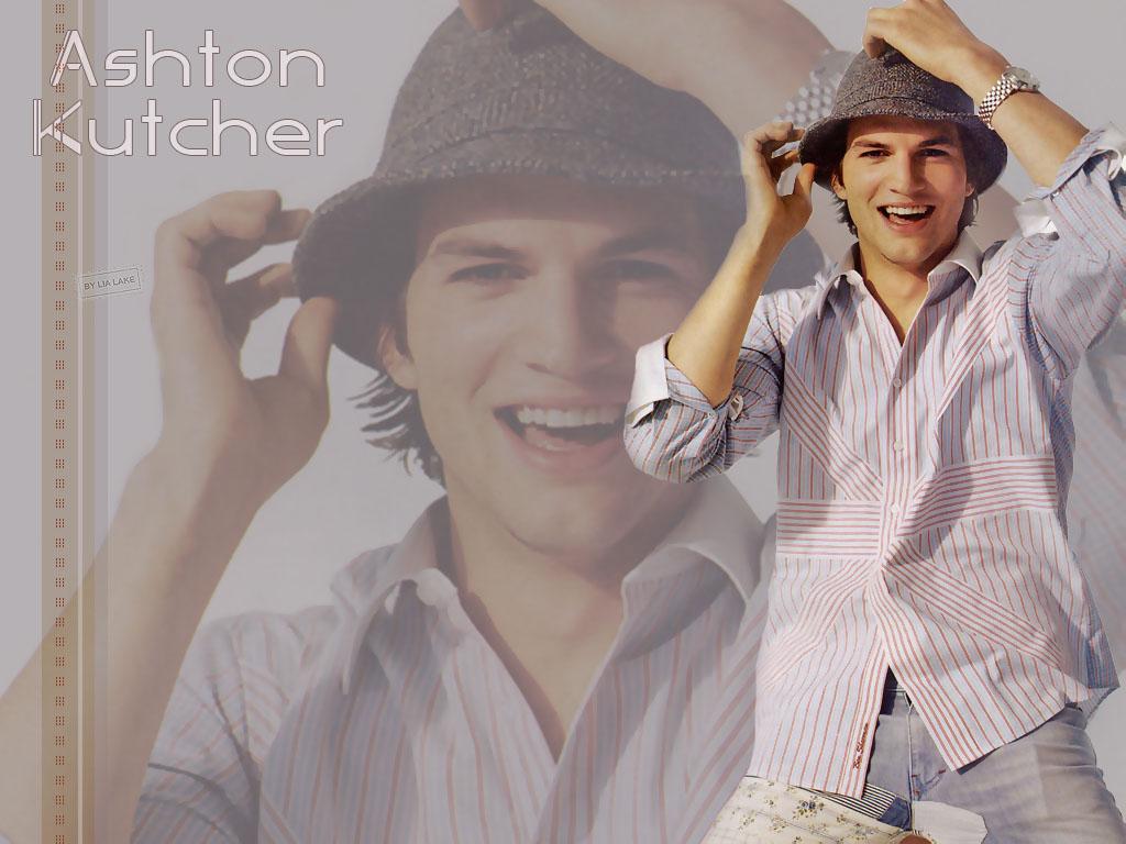 Обои Ashton Kutcher Знаменитости Эштон Катчер