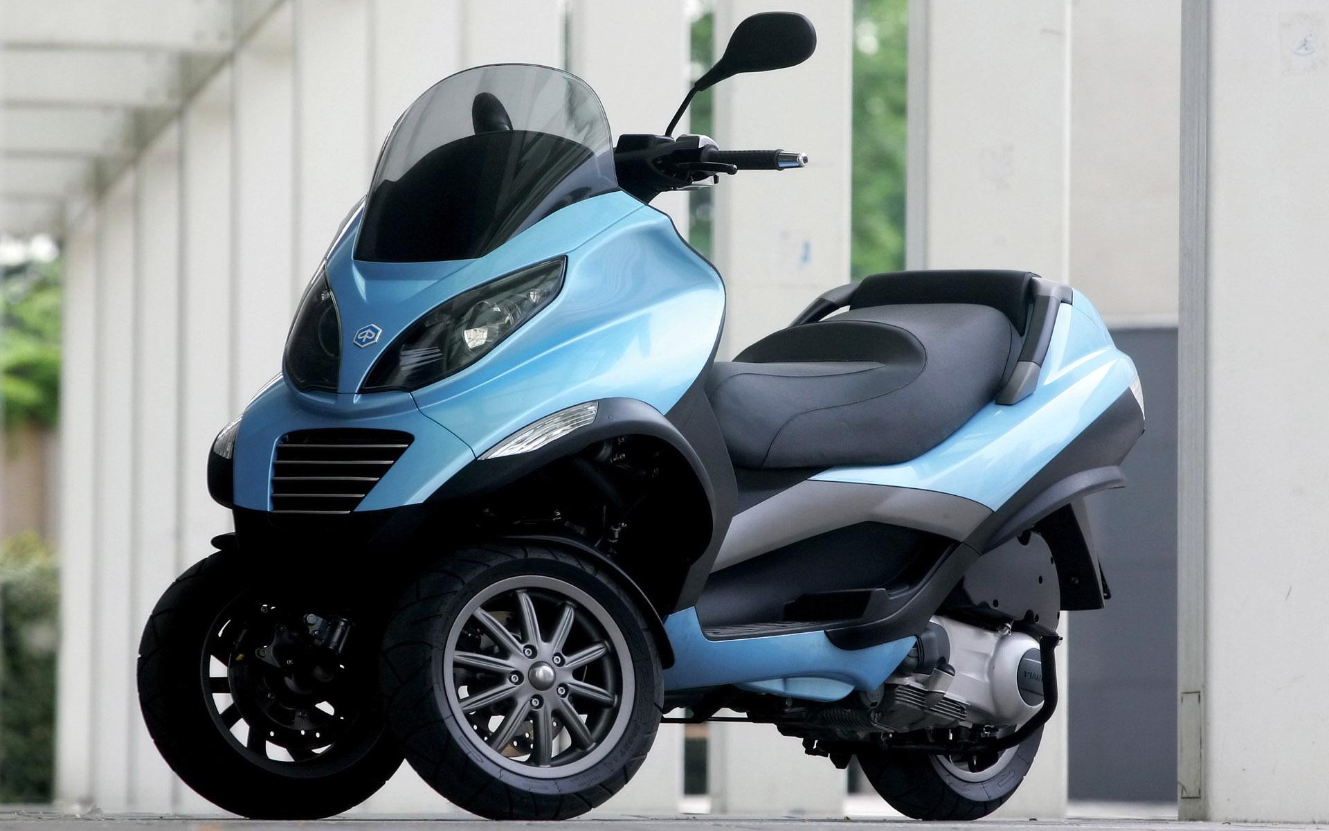 Фотография Скутер Мотоциклы Мотороллер мотоцикл