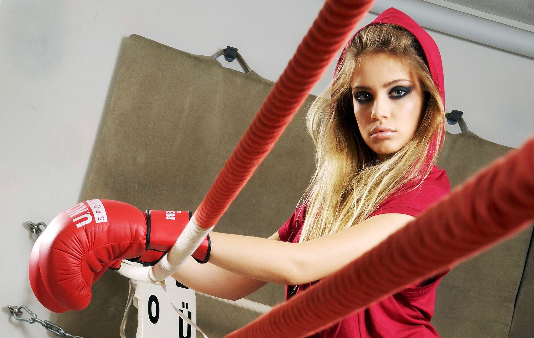 Фотографии девочек боксерка 19 фотография