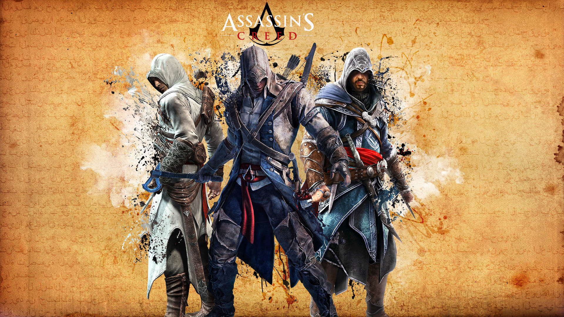 Game fix / crack: assassin's creed 3 v1. 06 all no-dvd [skidrow.