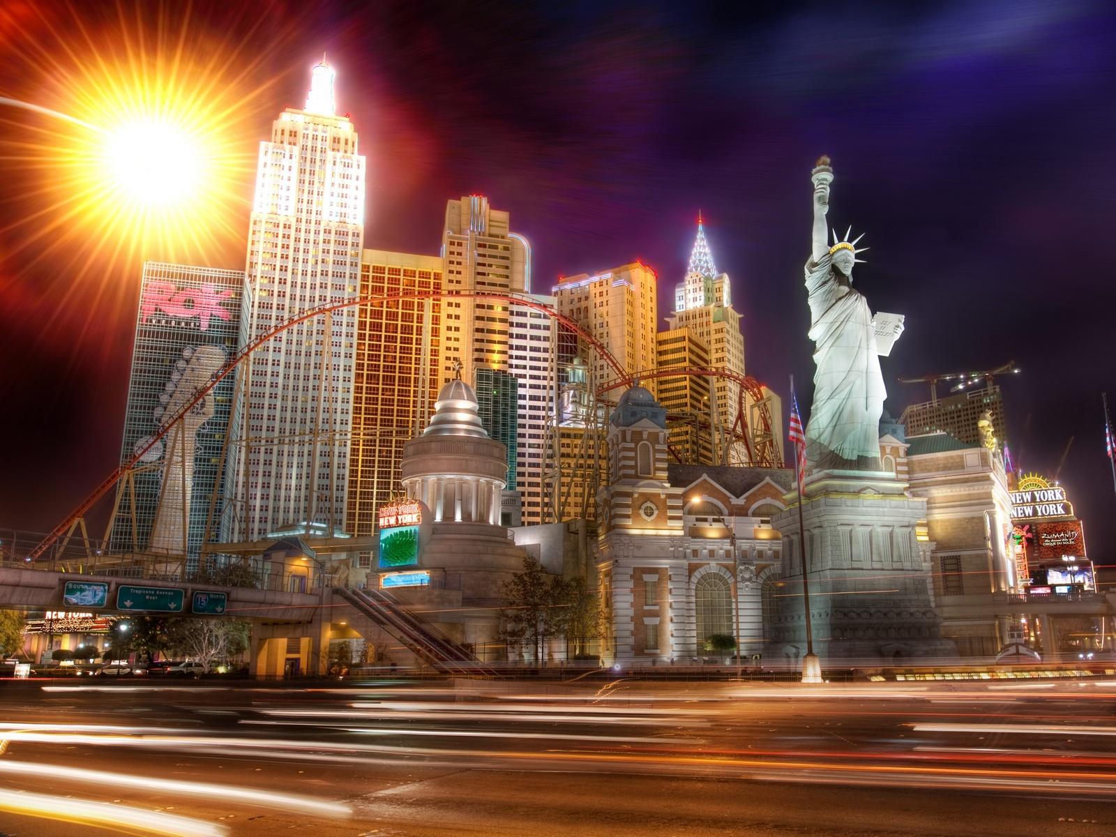 Обои new, york, vegas, las, new, york. Города foto 16