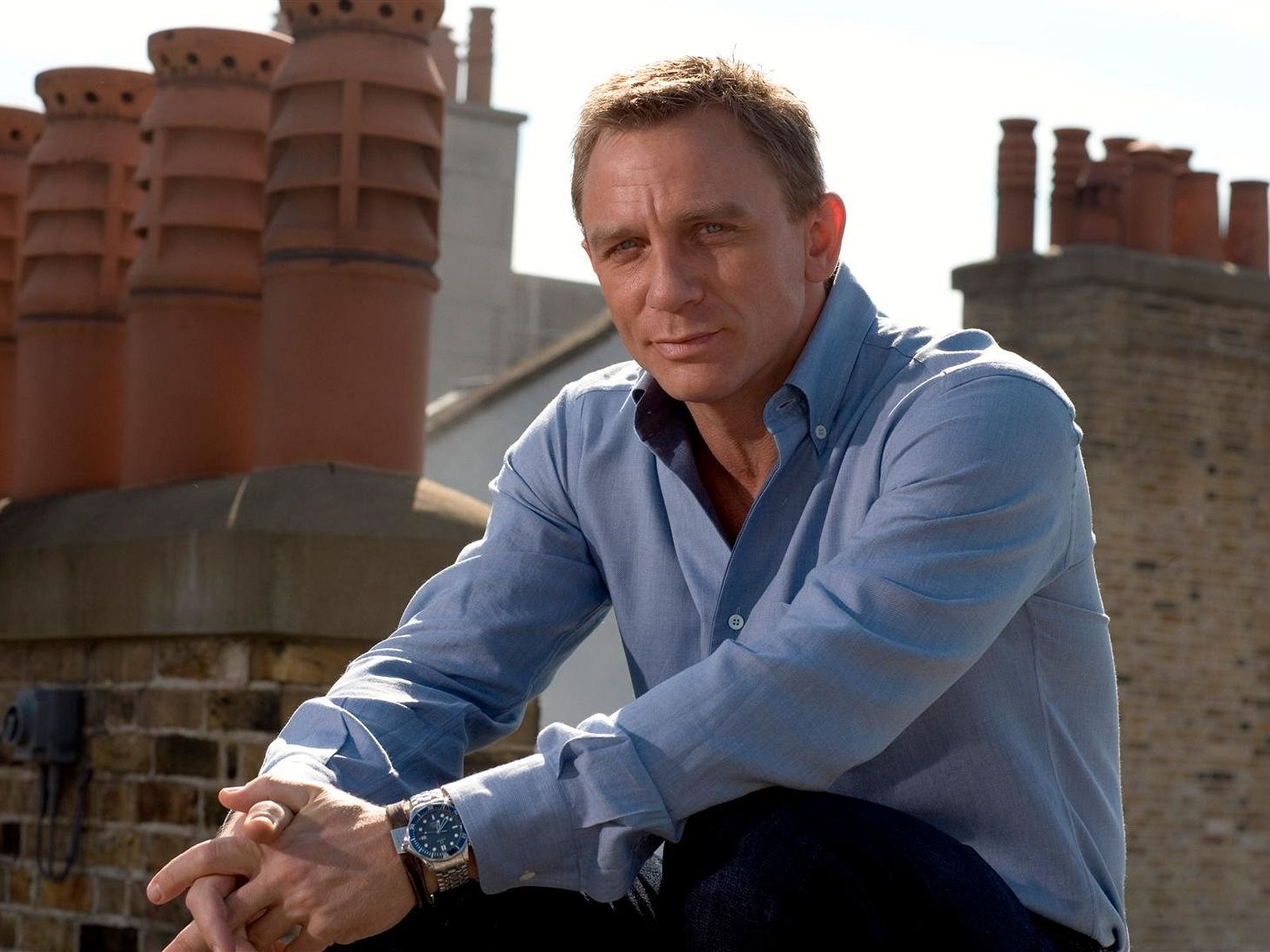 Обои Daniel Craig Знаменитости Дэниэл Крэйг