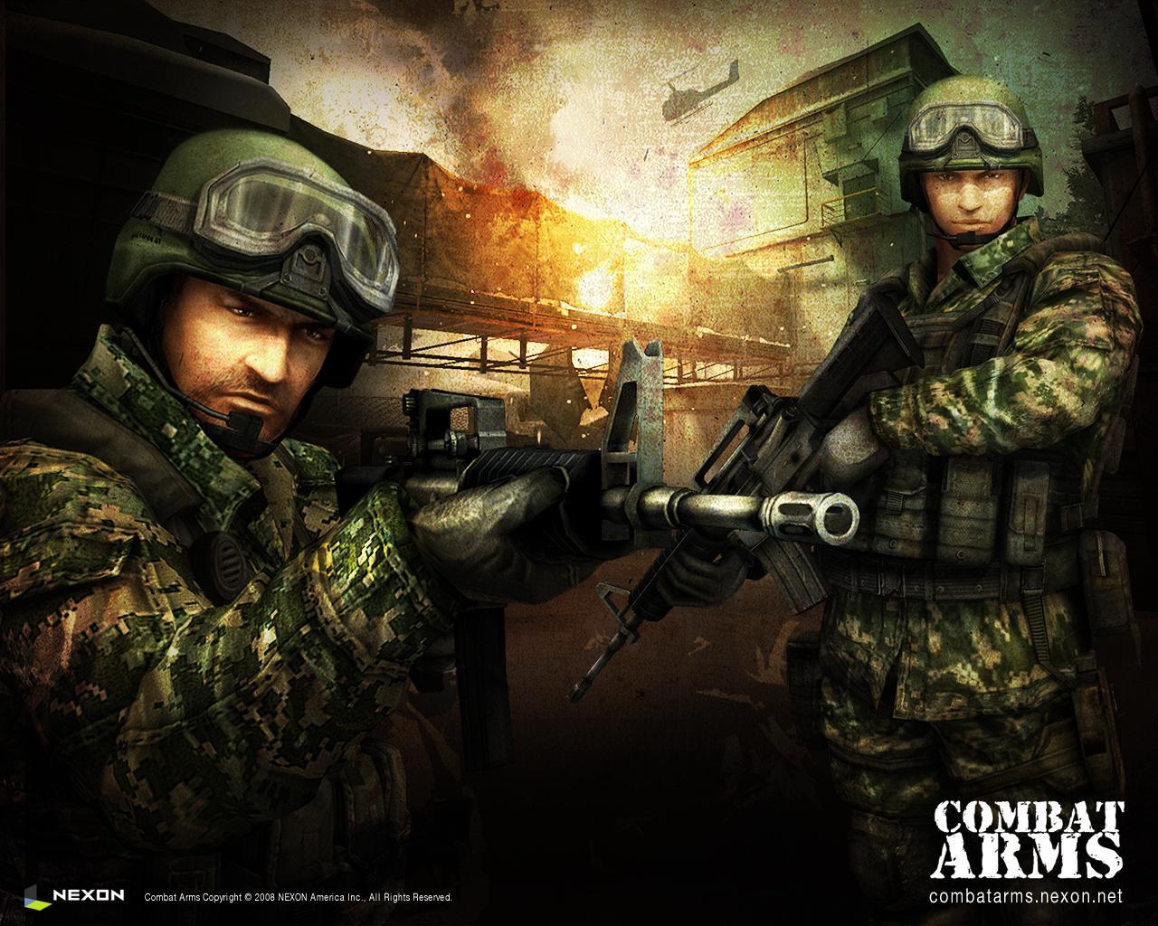 Combat Arms - Игры