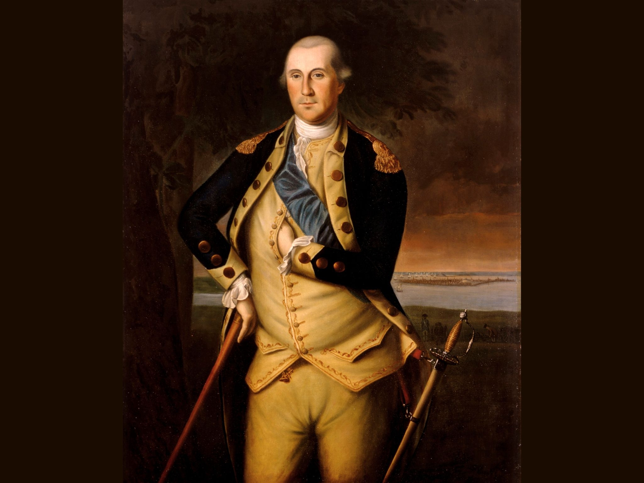 a biography of george washington 1732 1799 the commander in chief of american army during the revolu George washington  from 1759 to the outbreak of the american revolution, washington managed was elected commander in chief of the continental army.