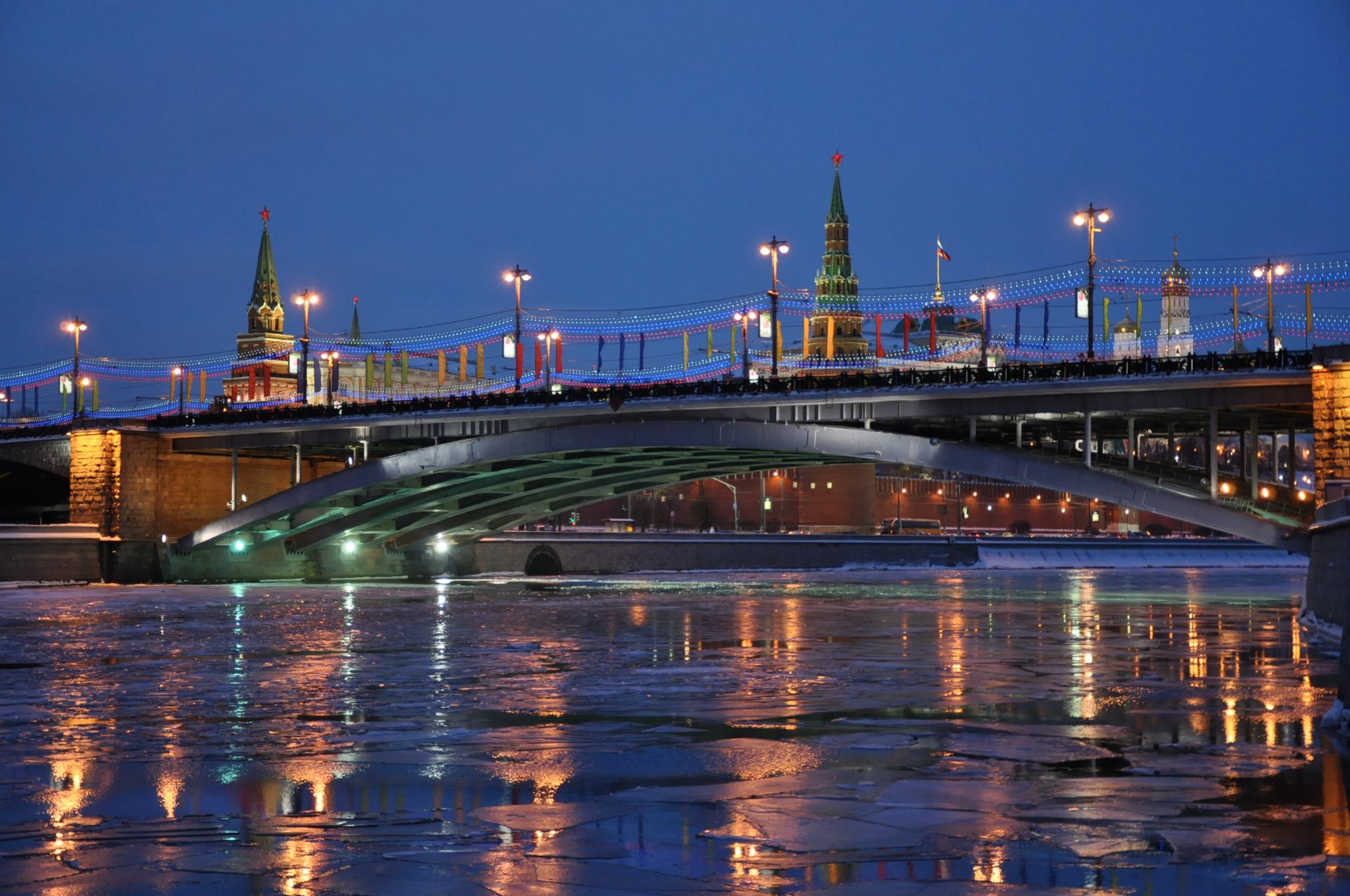 мост река россия the bridge river Russia без смс