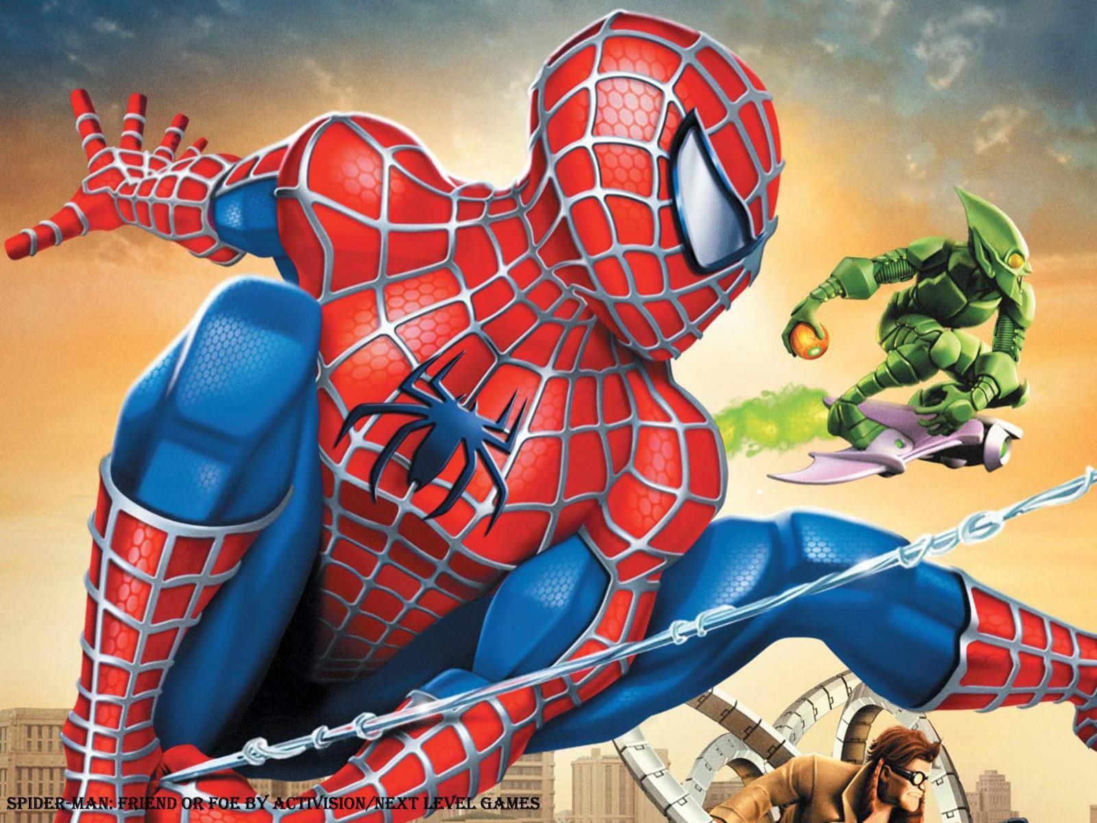 Фотография Spider-Man Игры компьютерная игра
