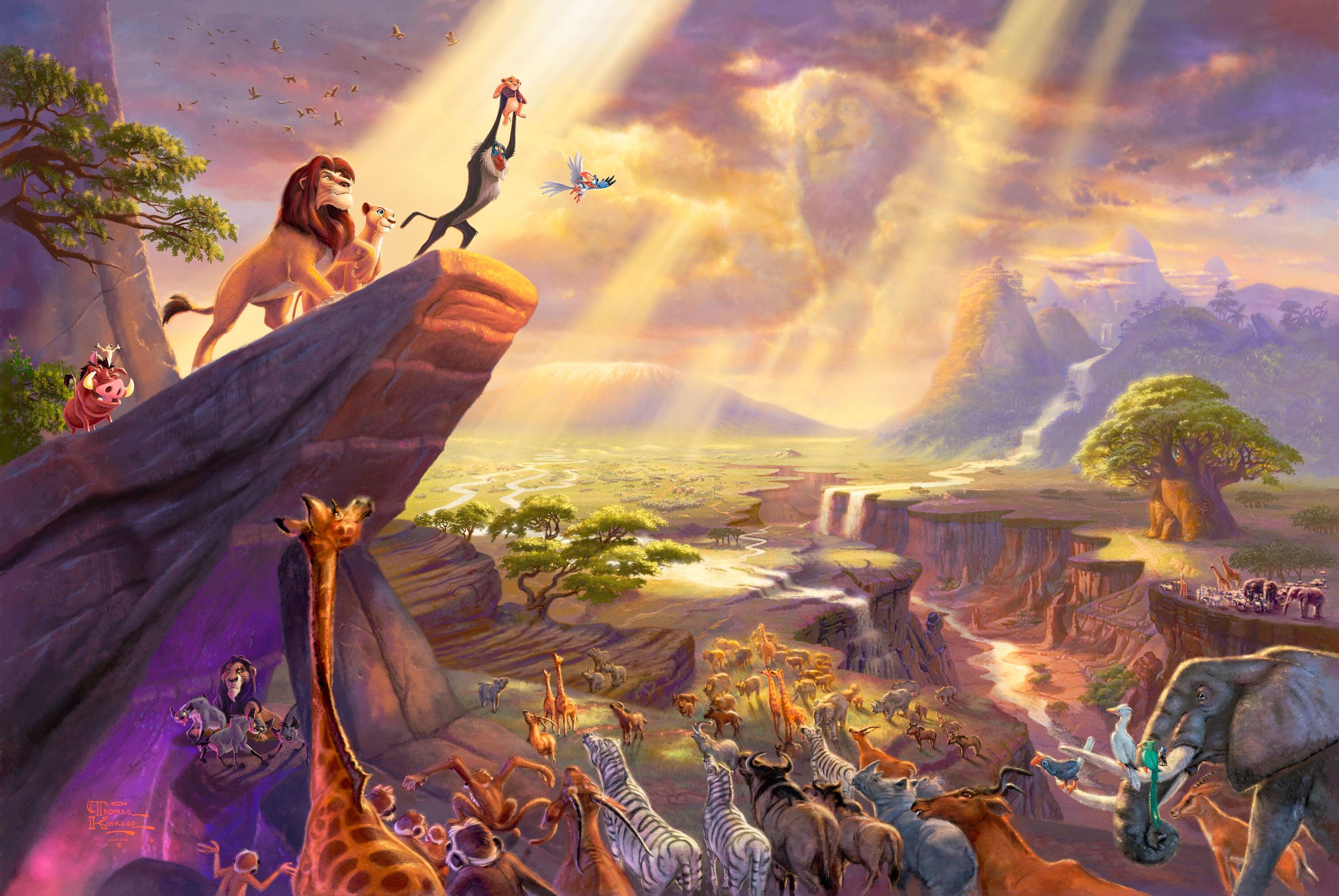 Король Лев загрузить