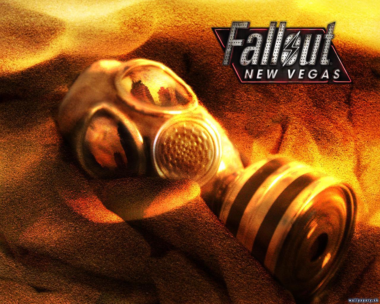 Обои Fallout New Vegas Игры фото.