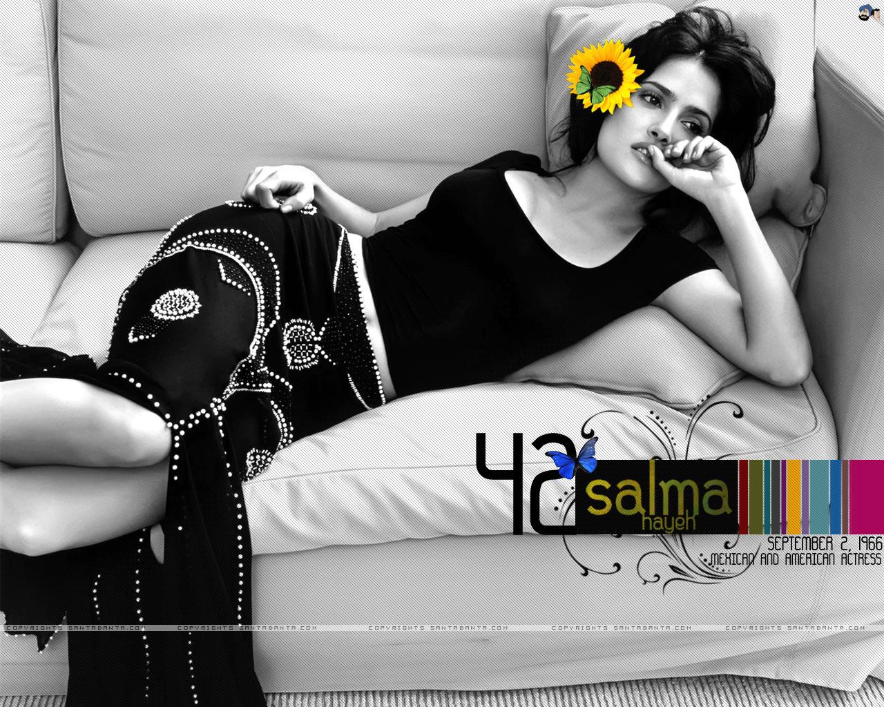 Фото Сальма Хайек Знаменитости Salma Hayek
