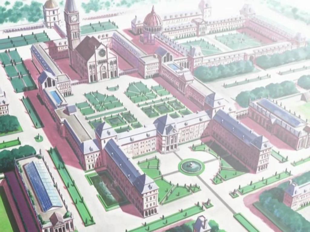 Главные ворота и двор 153955-Arleyn