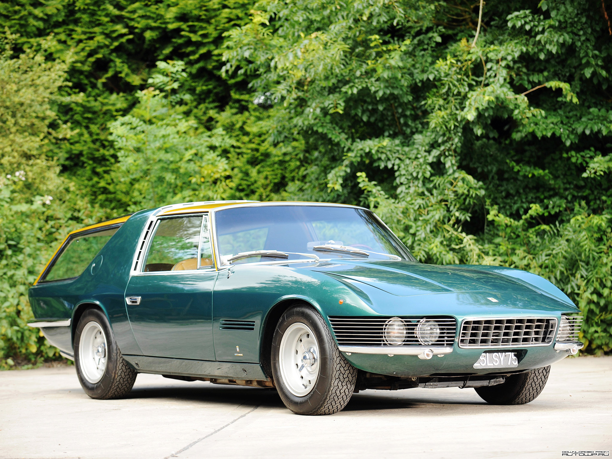 Ferrari shooting brake