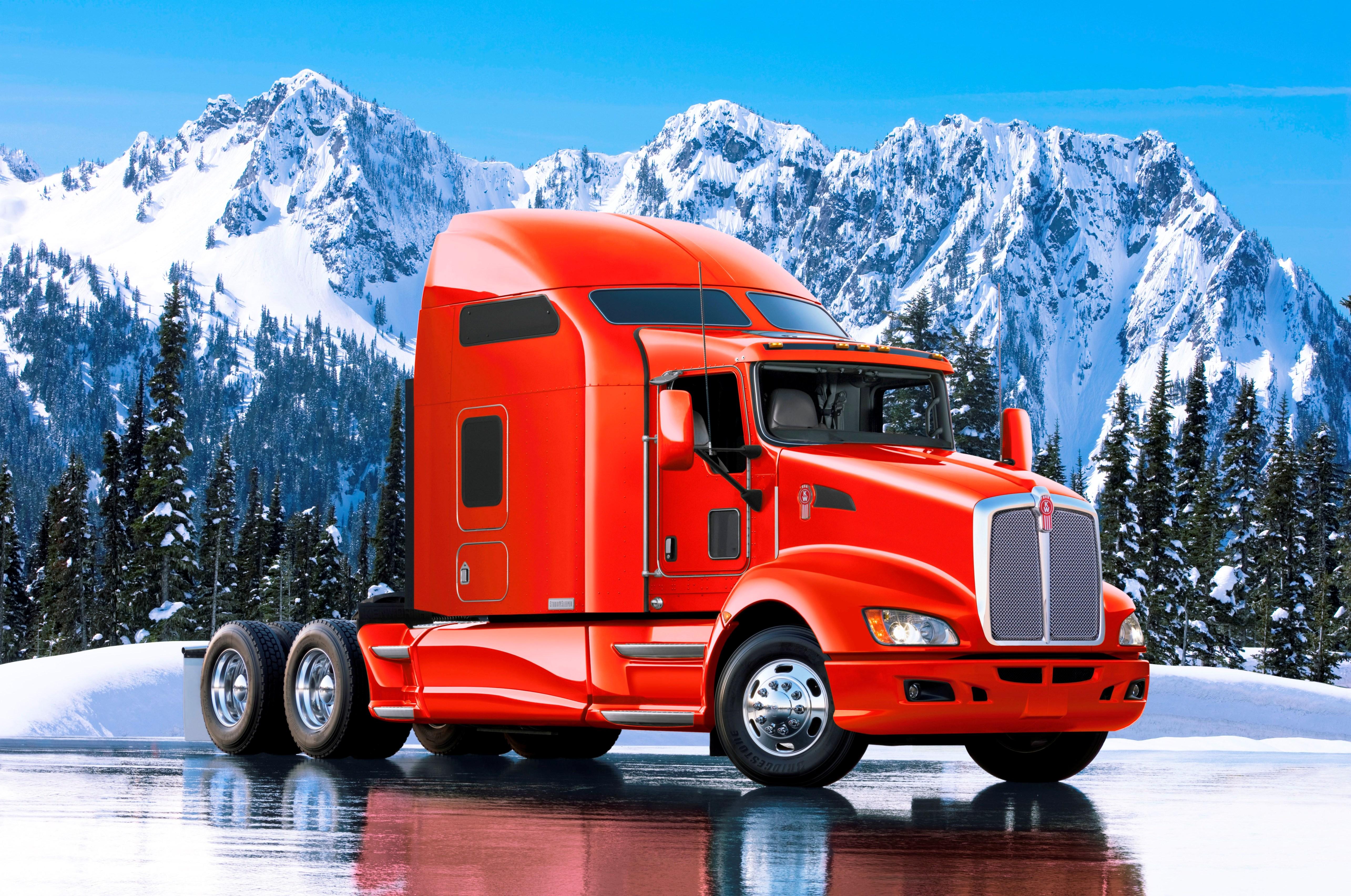 желтый грузовик  № 204877 без смс