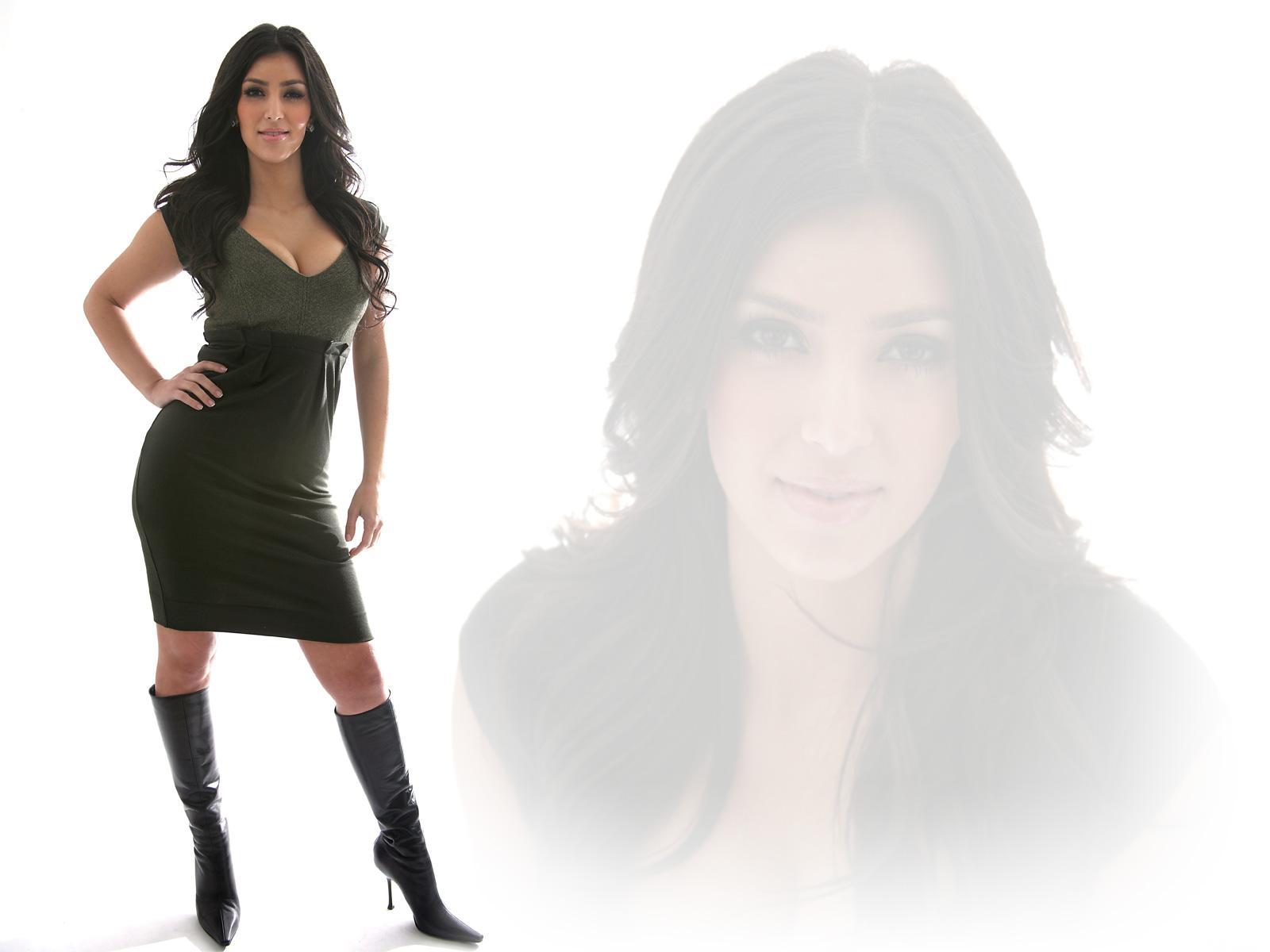 Картинка, Kim Kardashian, девушка, красивая,492620.