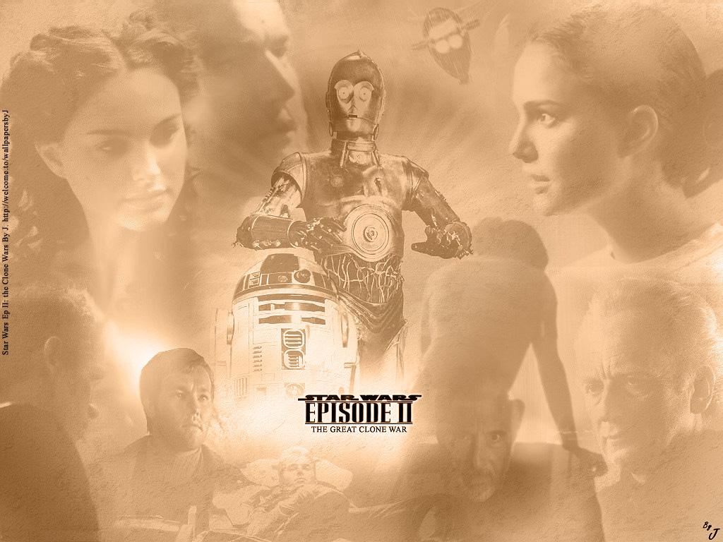 Фотография Звездные войны Звездные войны Эпизод 2 - Атака клонов кино Фильмы