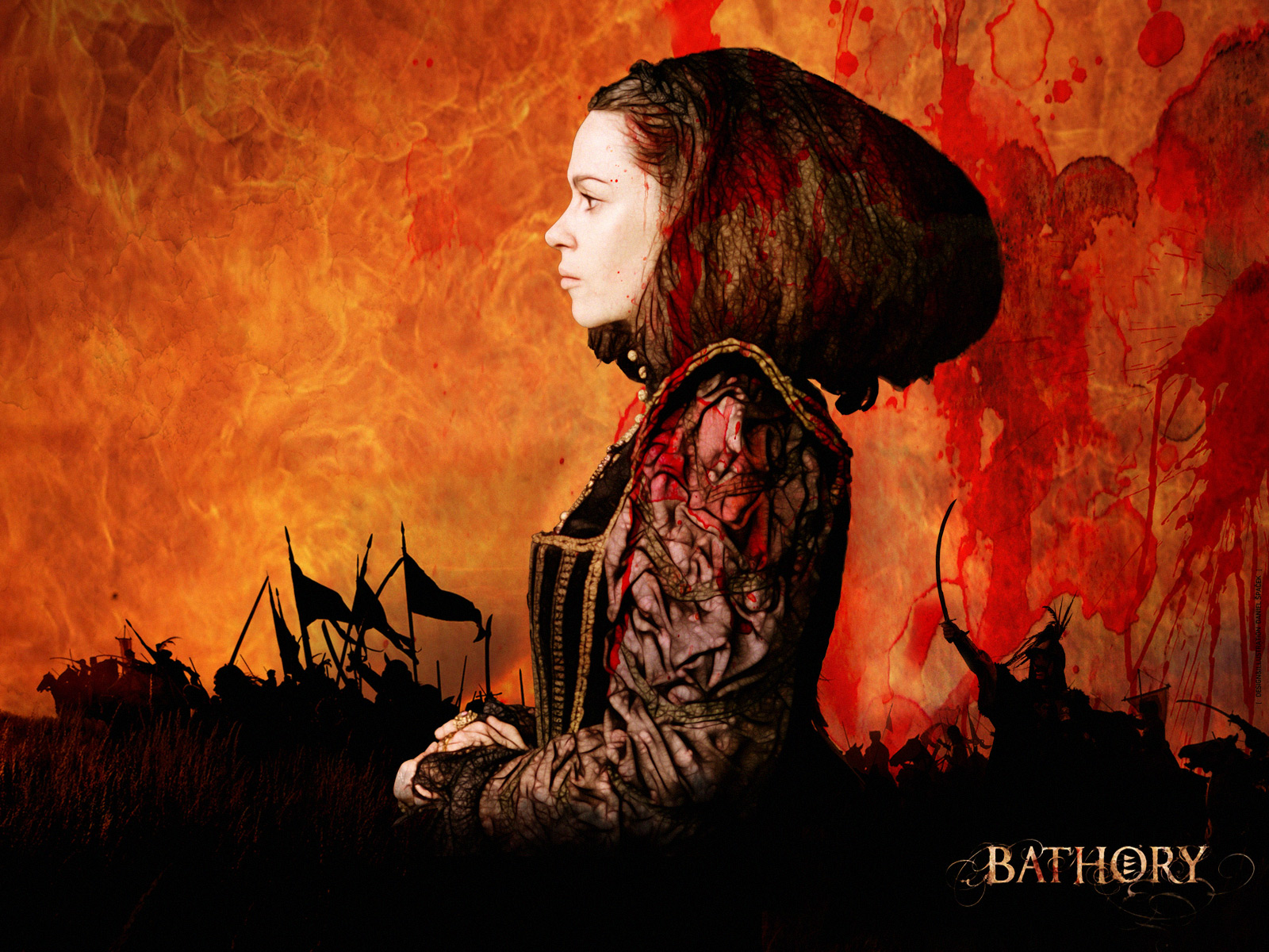 Обои для рабочего стола Кровавая графиня - Батори Фильмы кино