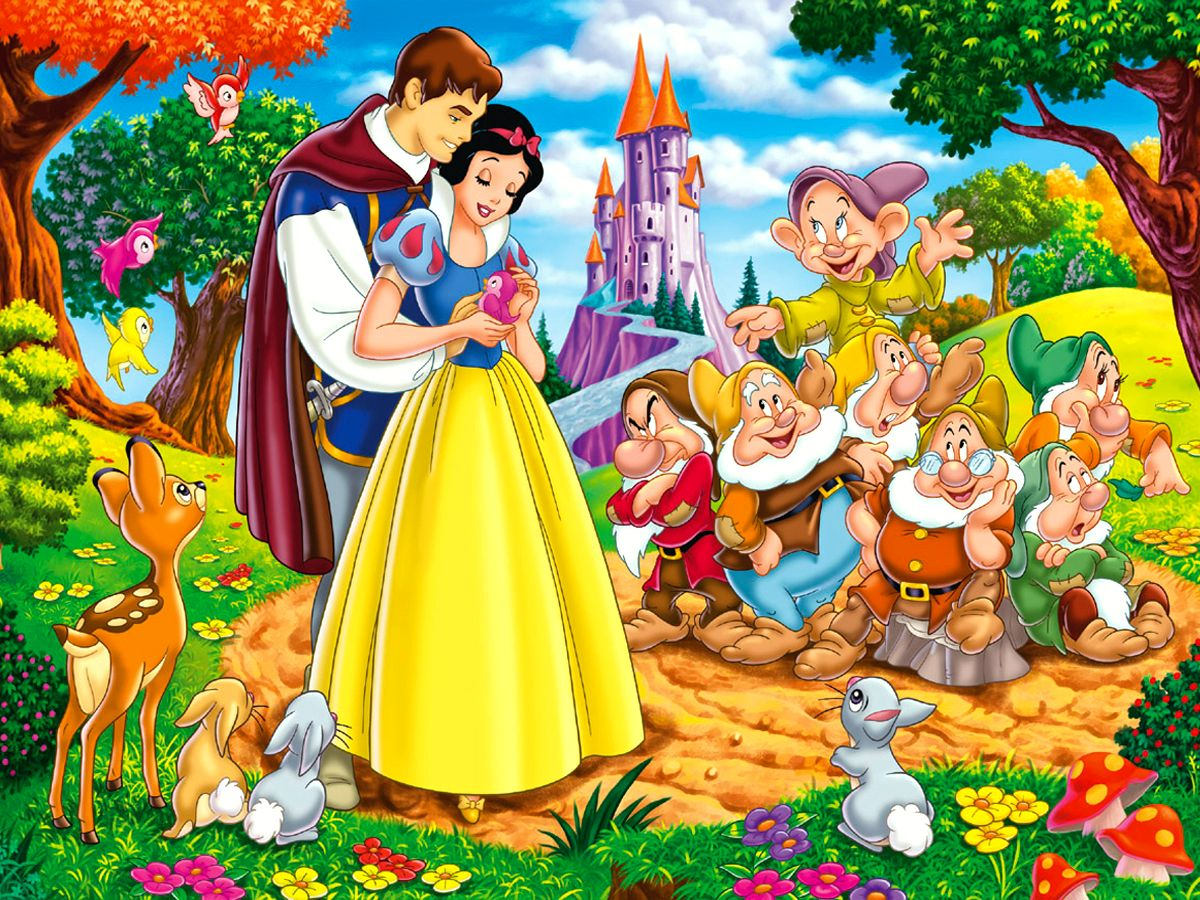 Snow white and the sesvn goblins sex clips