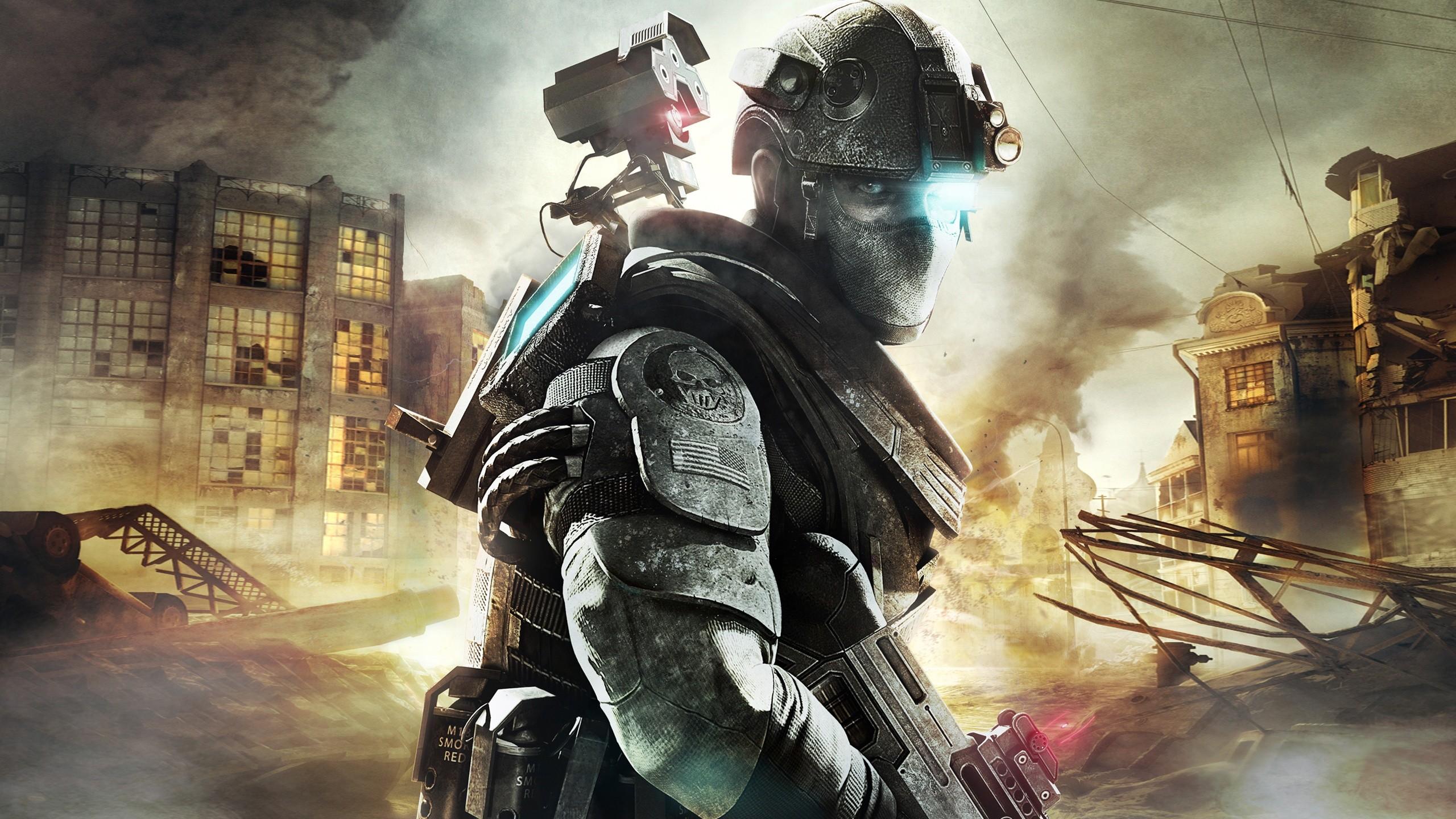 Tom Clancys Ghost Recon Advanced Warfighter без смс