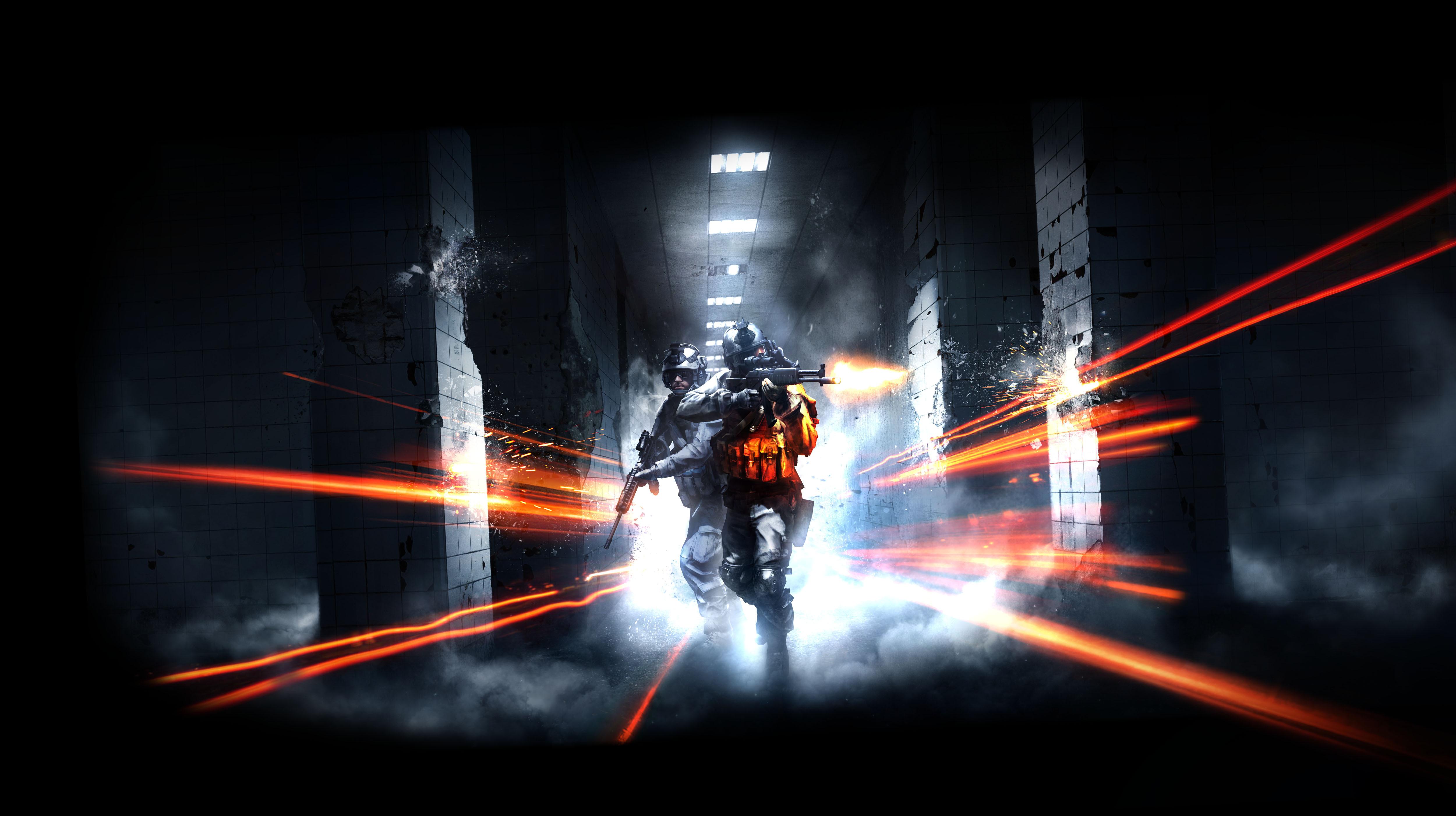 Battlefield 3 солдат линии оружие  № 3460765 загрузить