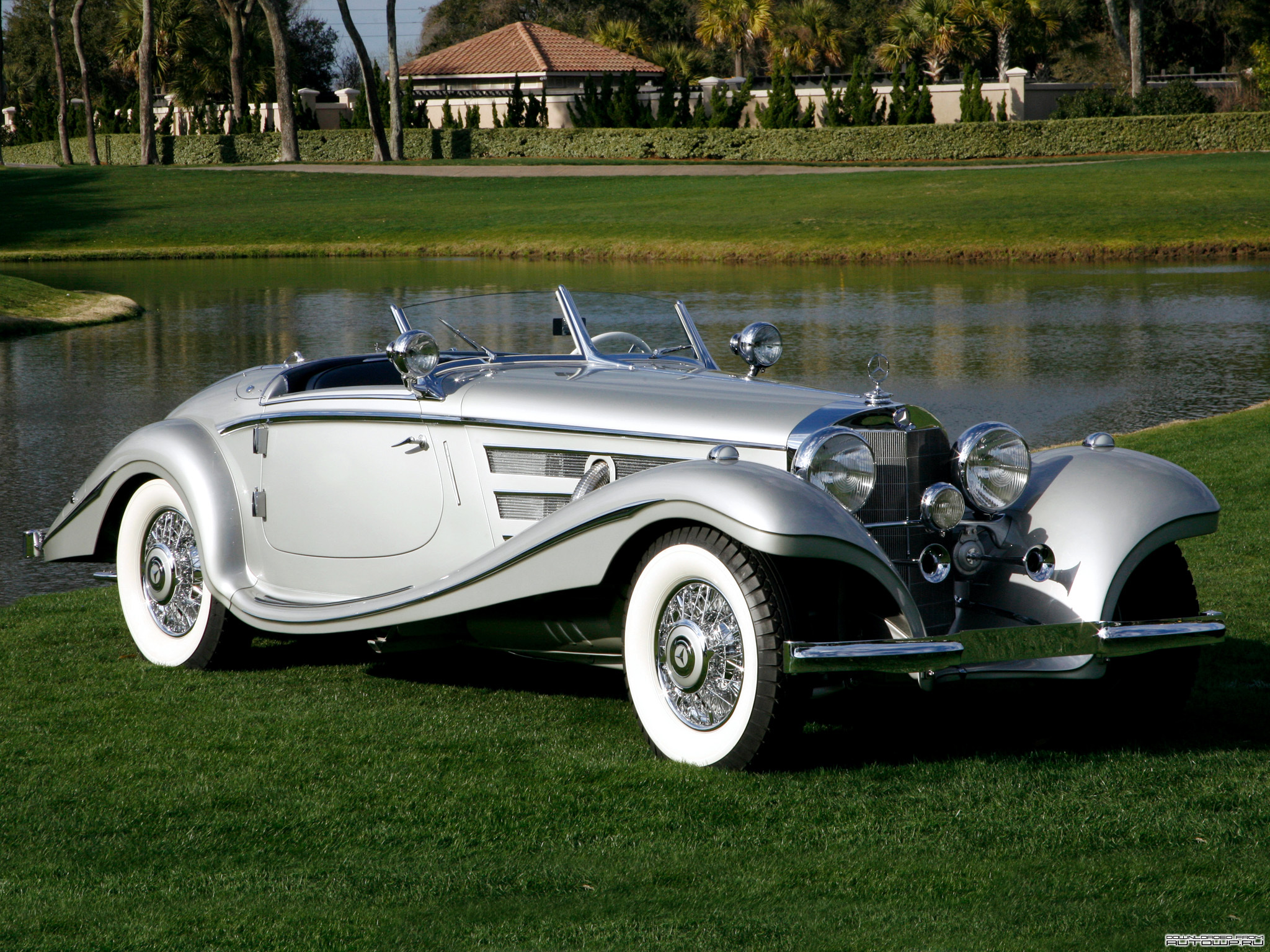 Mercedes Special Roadsters For Sale