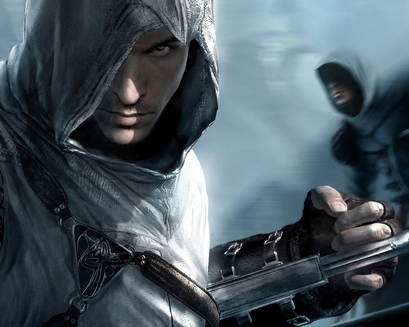 обои assassins: