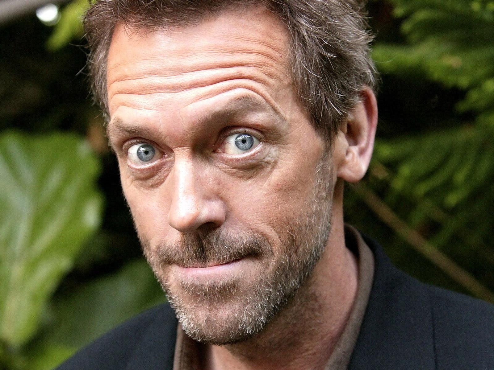 Hugh Laurie           ...