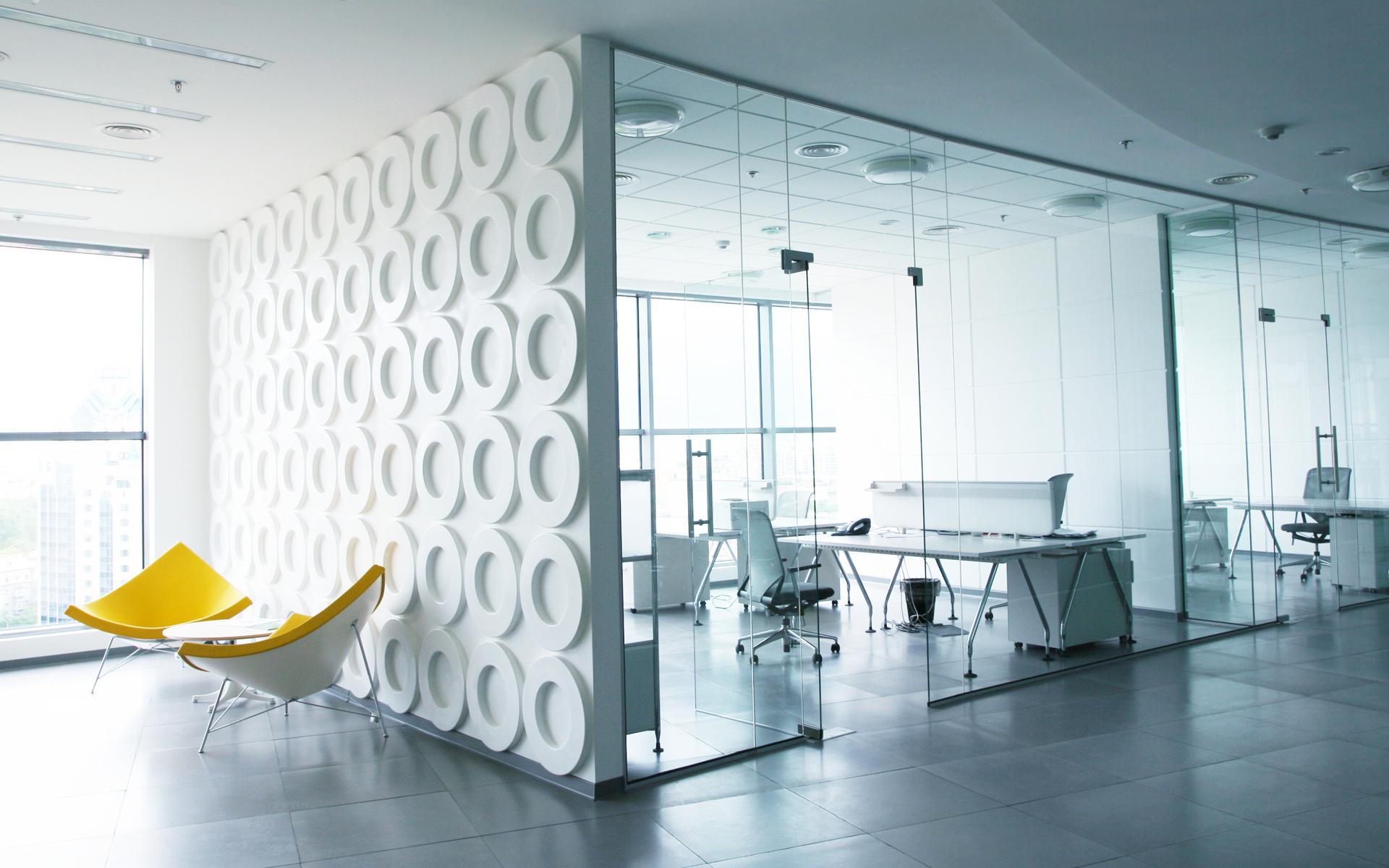 Дизайн интерьеров офисных помещений
