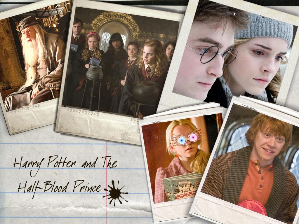 Трейлеры гарри поттера и принца 3 фотография